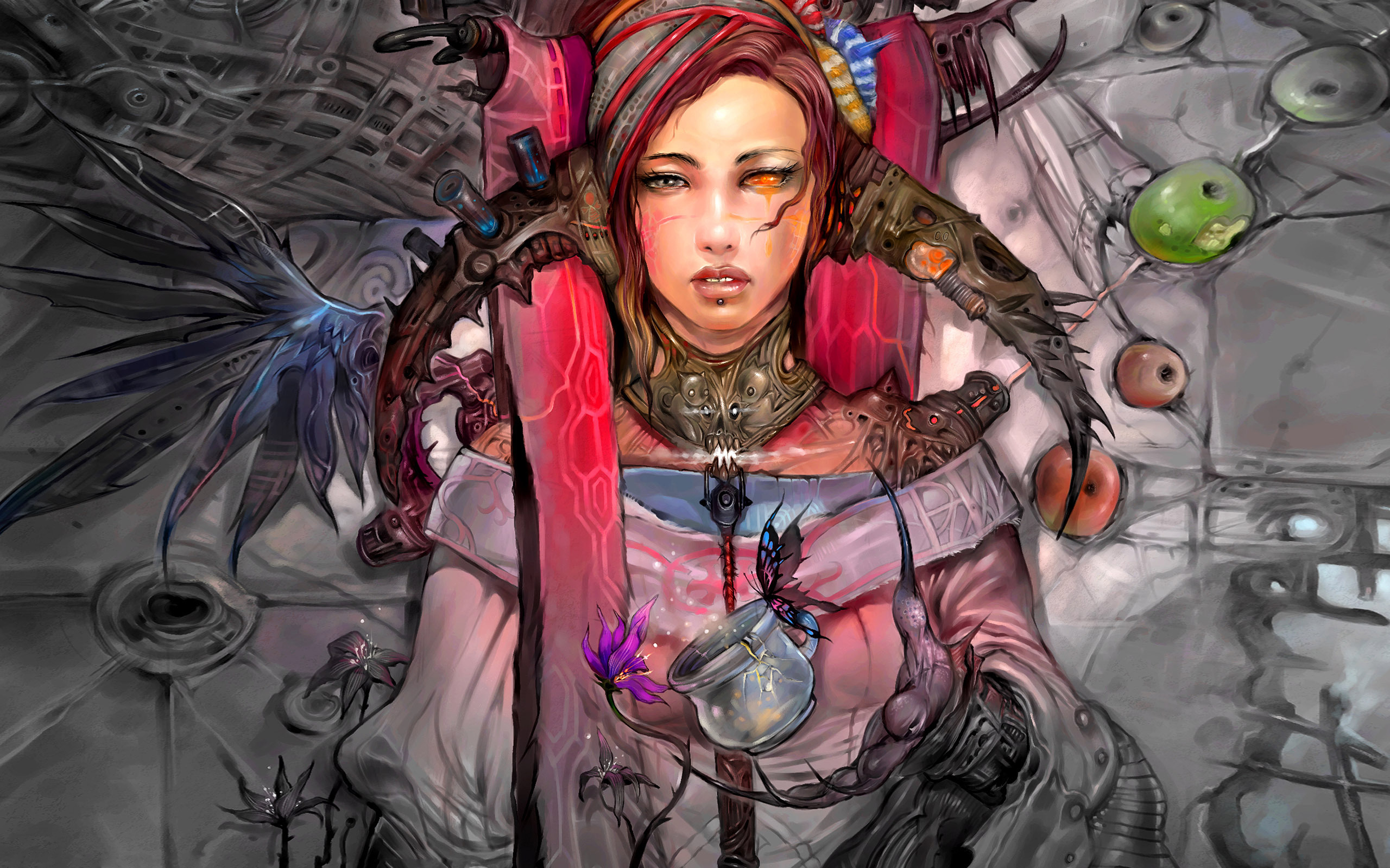 Fantasy Women 2560x1600