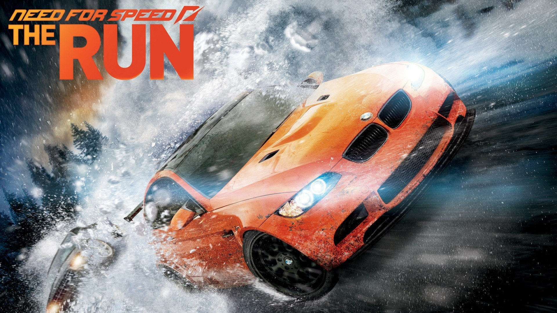 Need For Speed The Run Car Video Games Racing 1920x1080