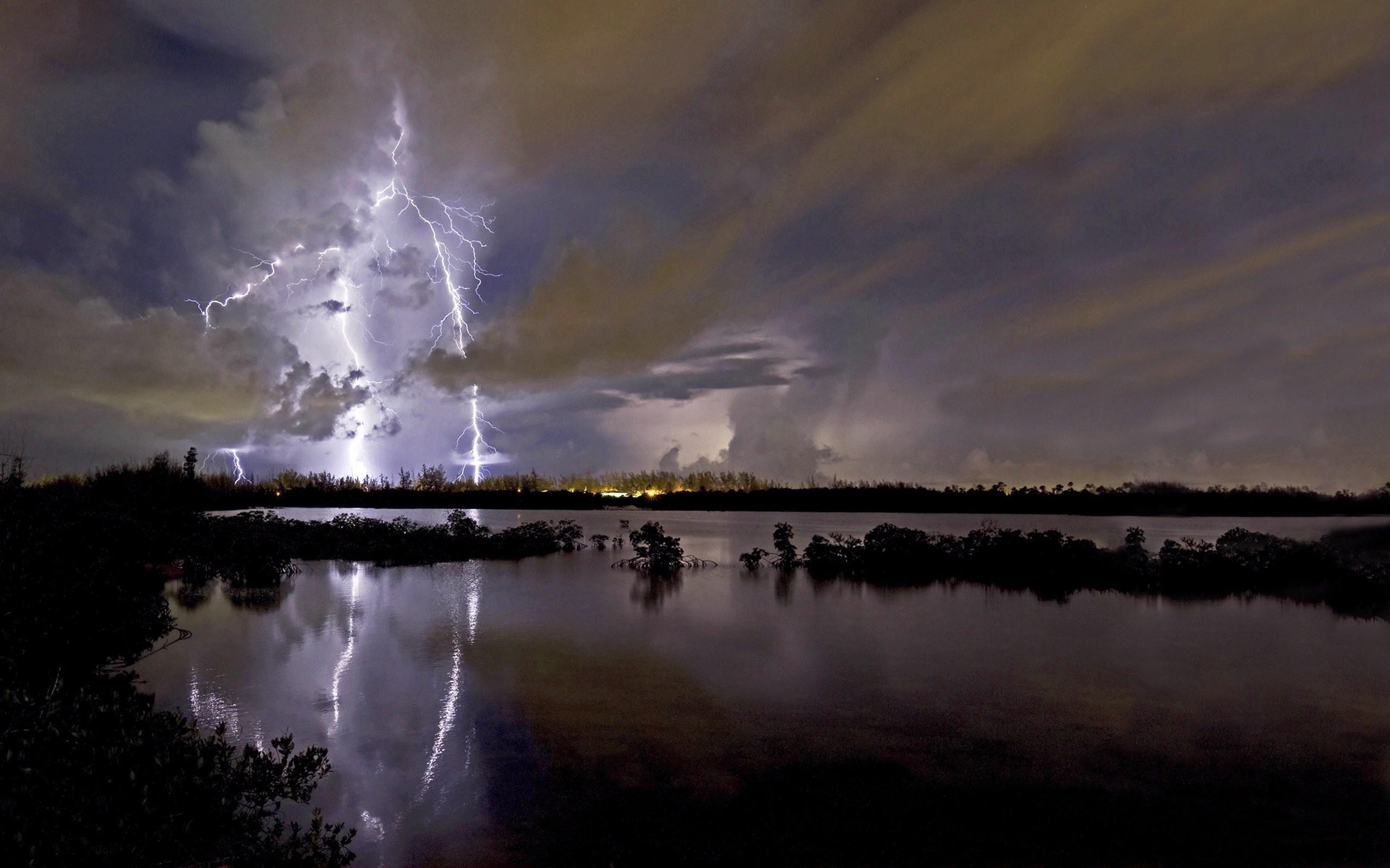 Photography Lightning 2560x1600