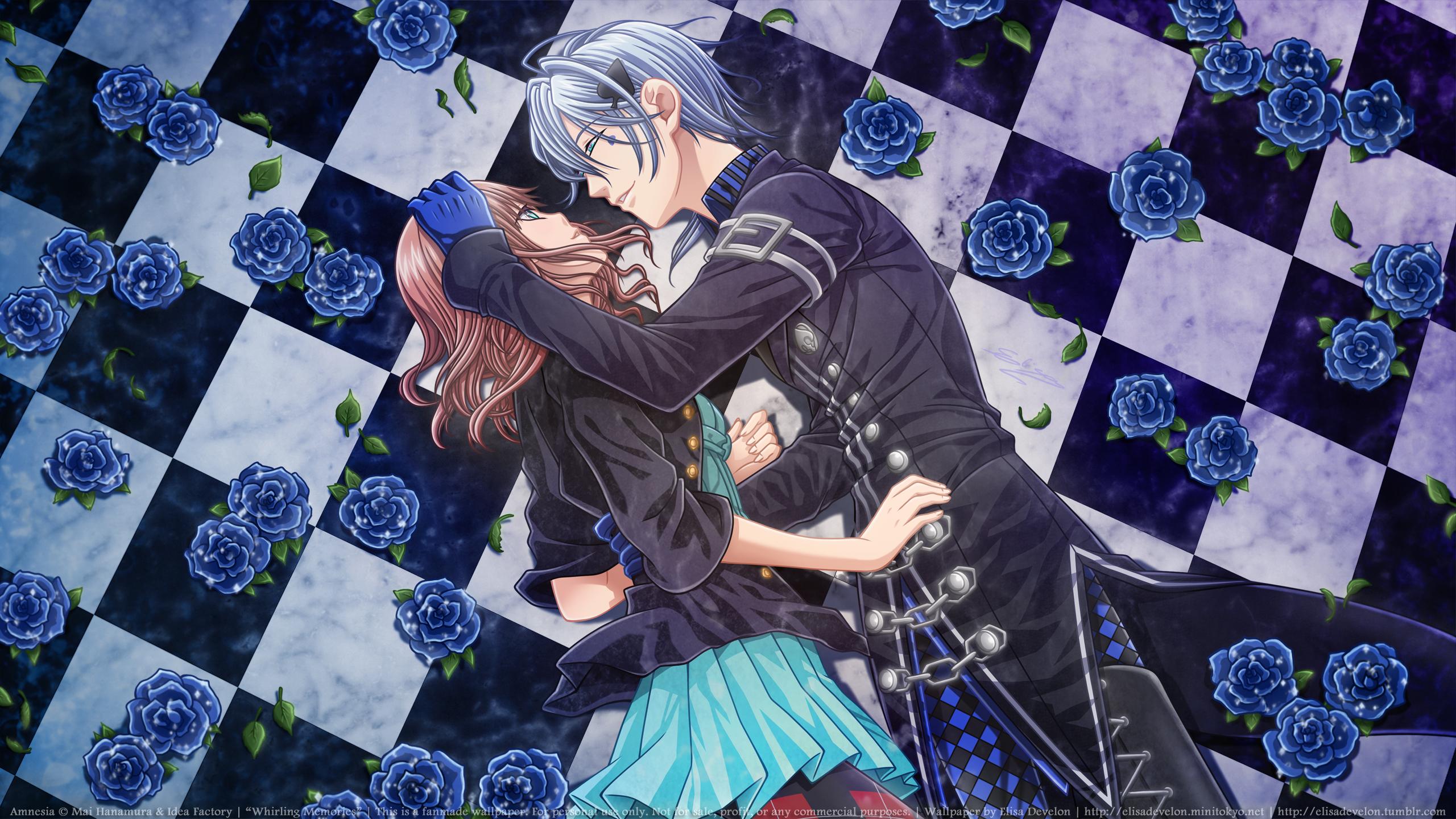 Anime Amnesia Wallpaper Resolution 2560x1440 Id 525779 Wallha Com