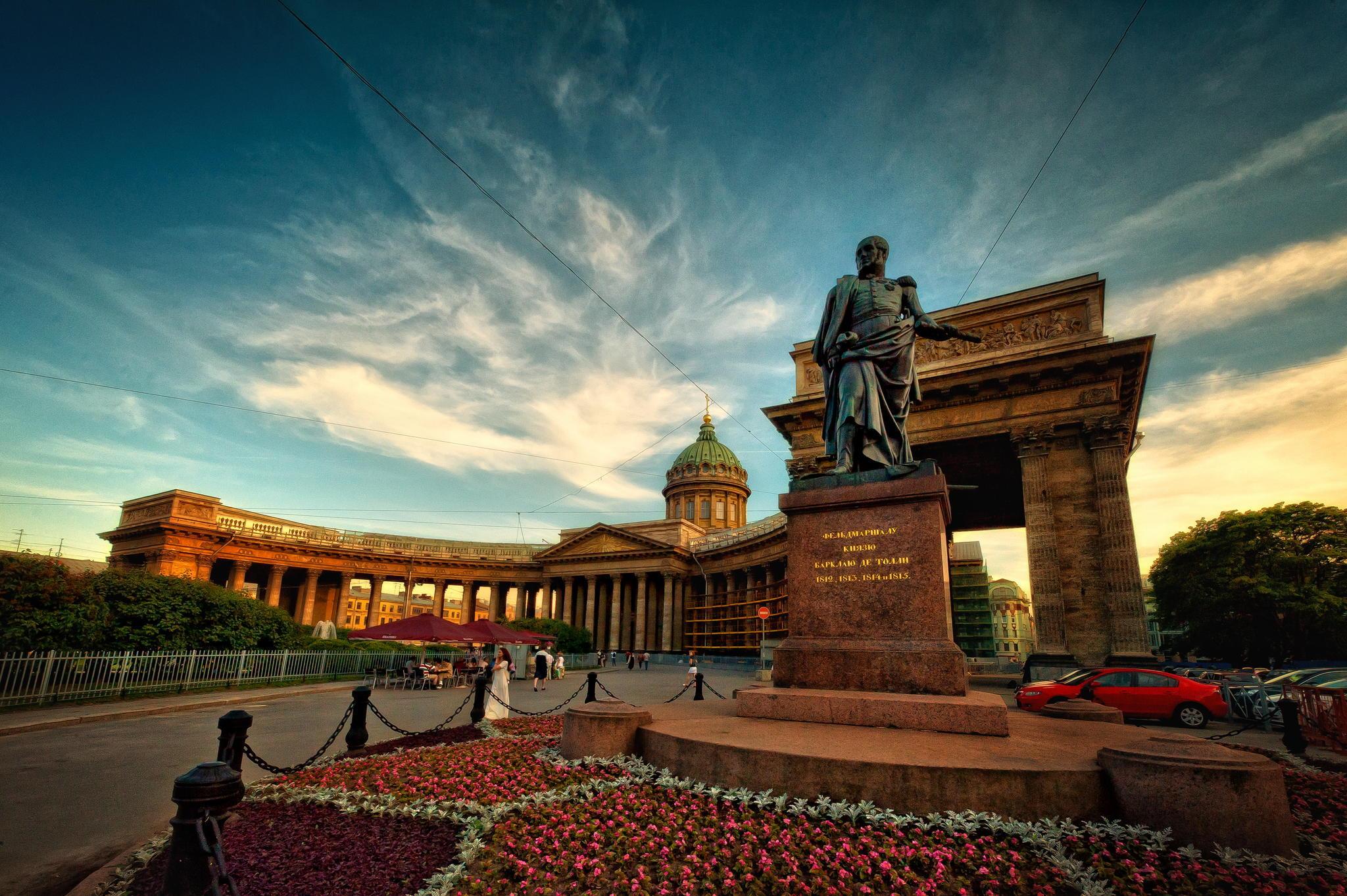 Man Made Saint Petersburg 2048x1363