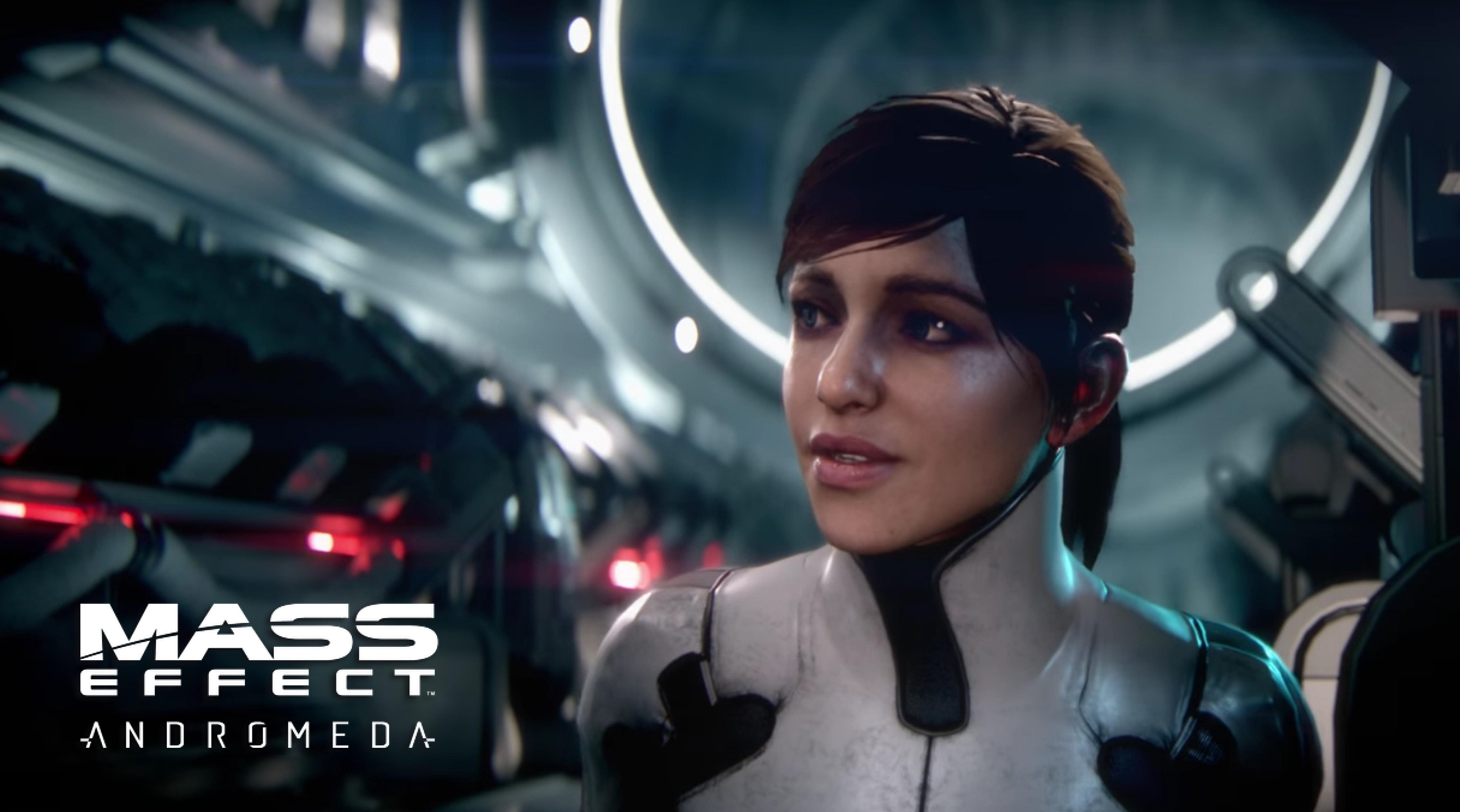 Mass Effect Andromeda Mass Effect Ryder Video Games Sara Ryder Wallpaper Resolution 6558x3650 Id 514671 Wallha Com