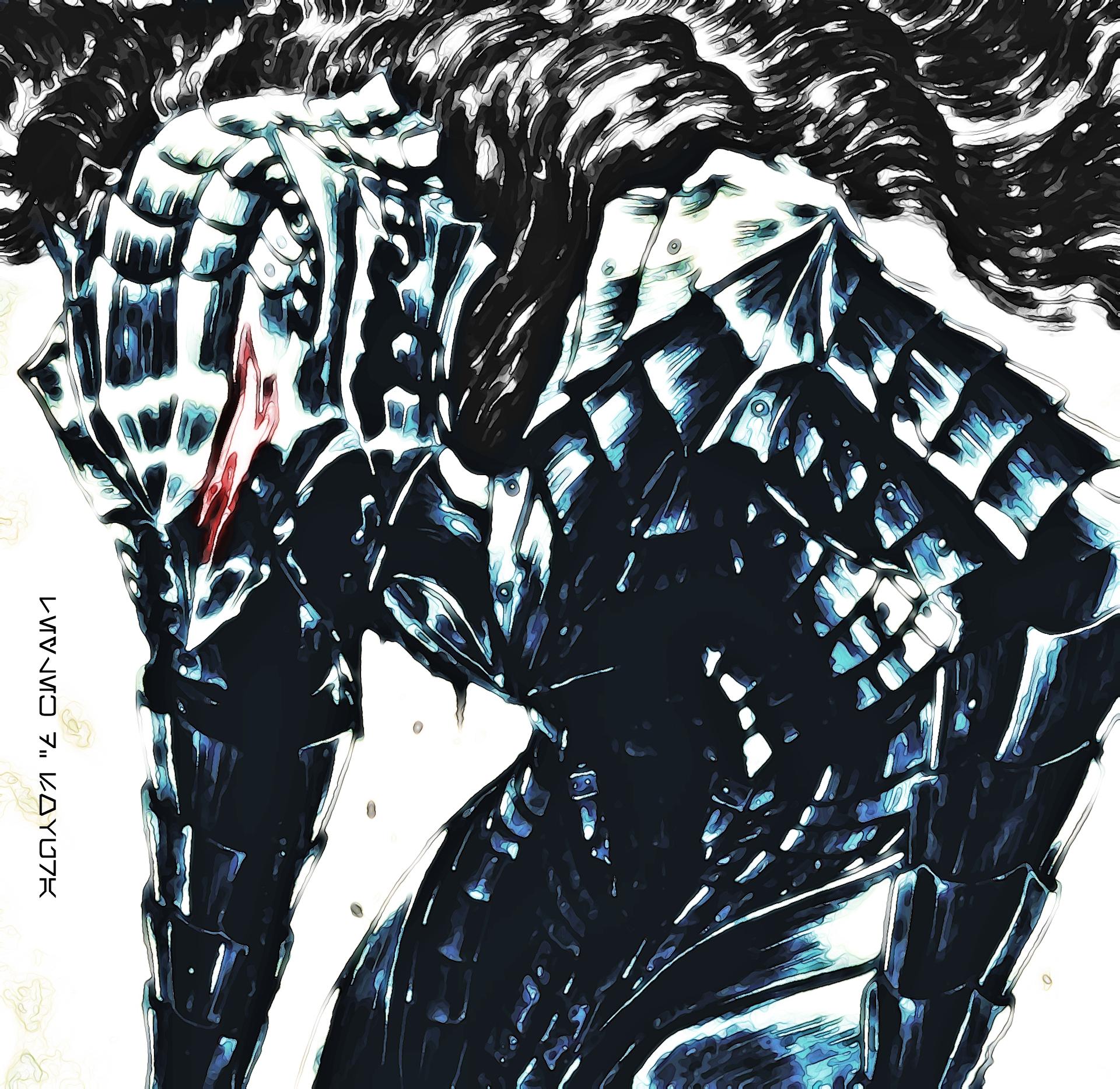Leylek D Sovura Artwork Berserk Guts Black Knight Kentaro Miura Black Swordsman 1920x1866