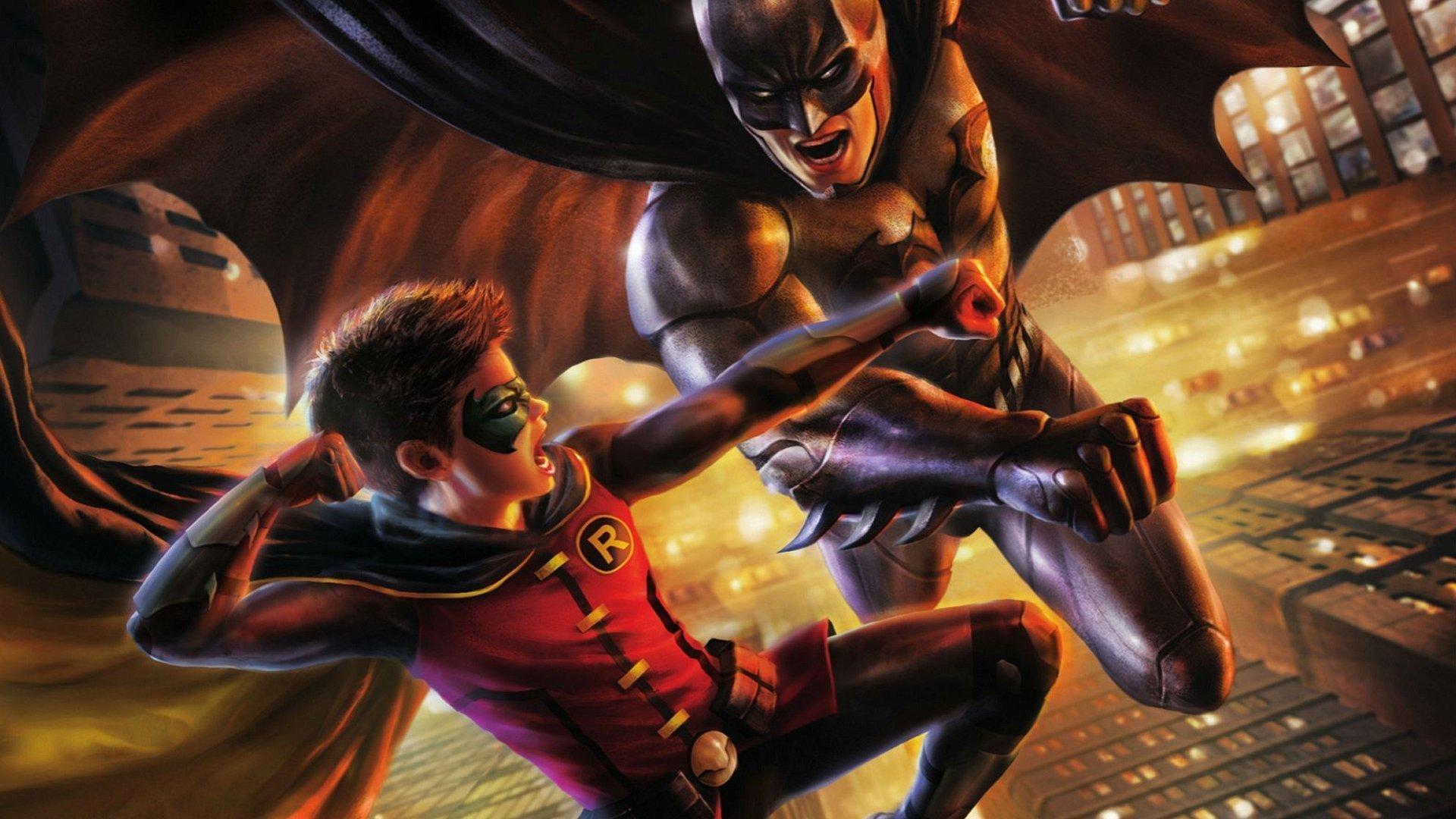 Movie Batman Vs Robin 1920x1080