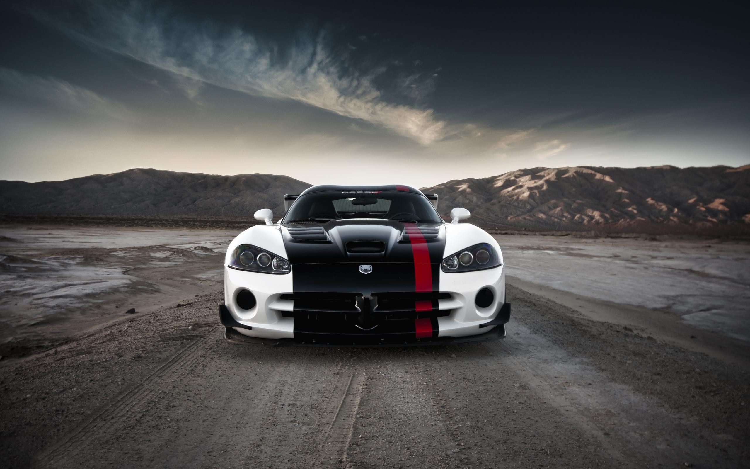 Vehicles Dodge Viper ACR 2560x1600