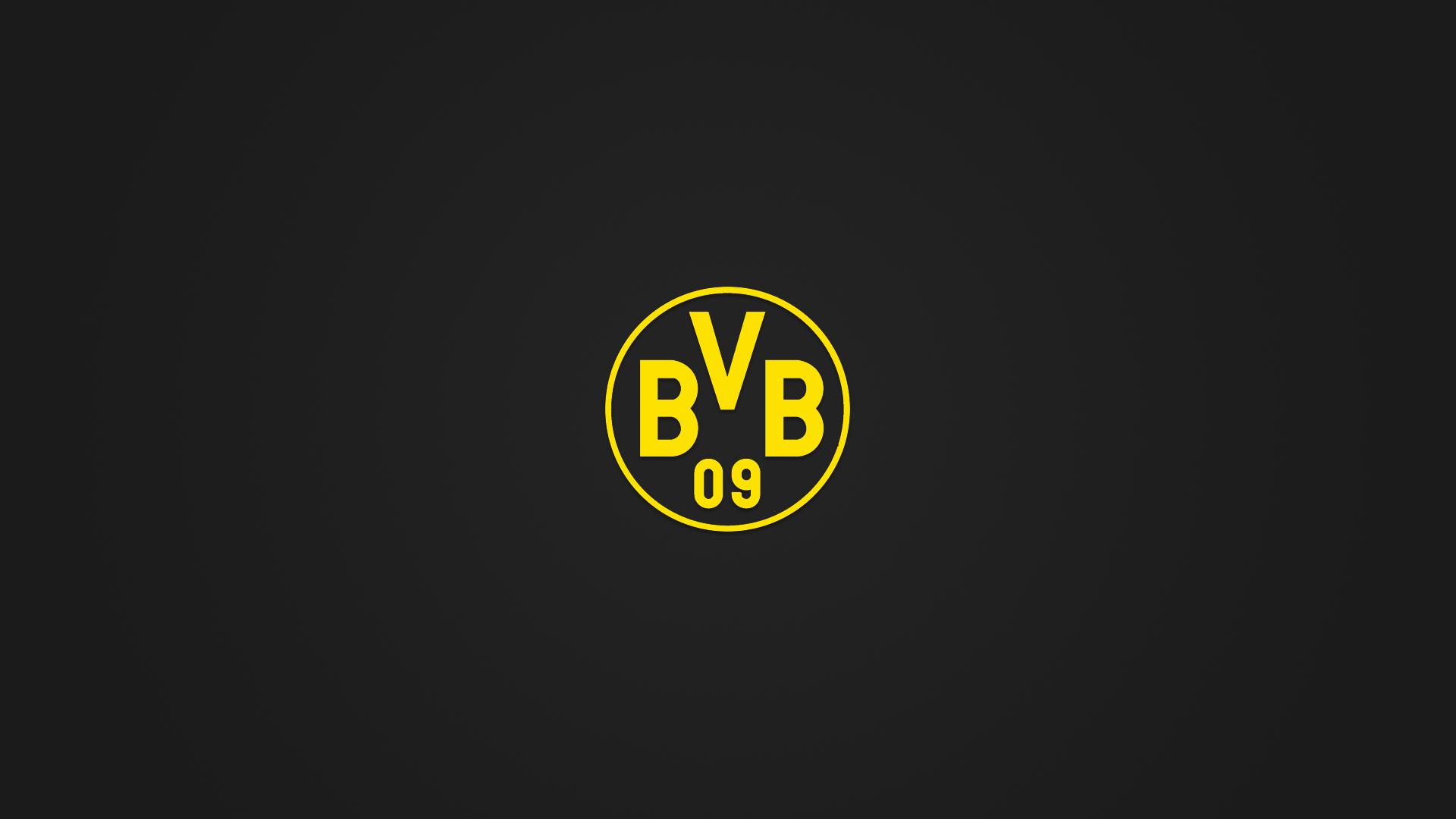 Bvb Borussia Dortmund Minimalism Wallpaper Resolution 1920x1080 Id 550580 Wallha Com