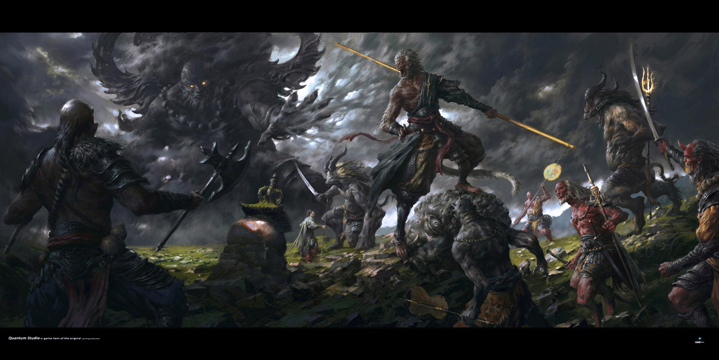 Fantasy Battle 2400x1201