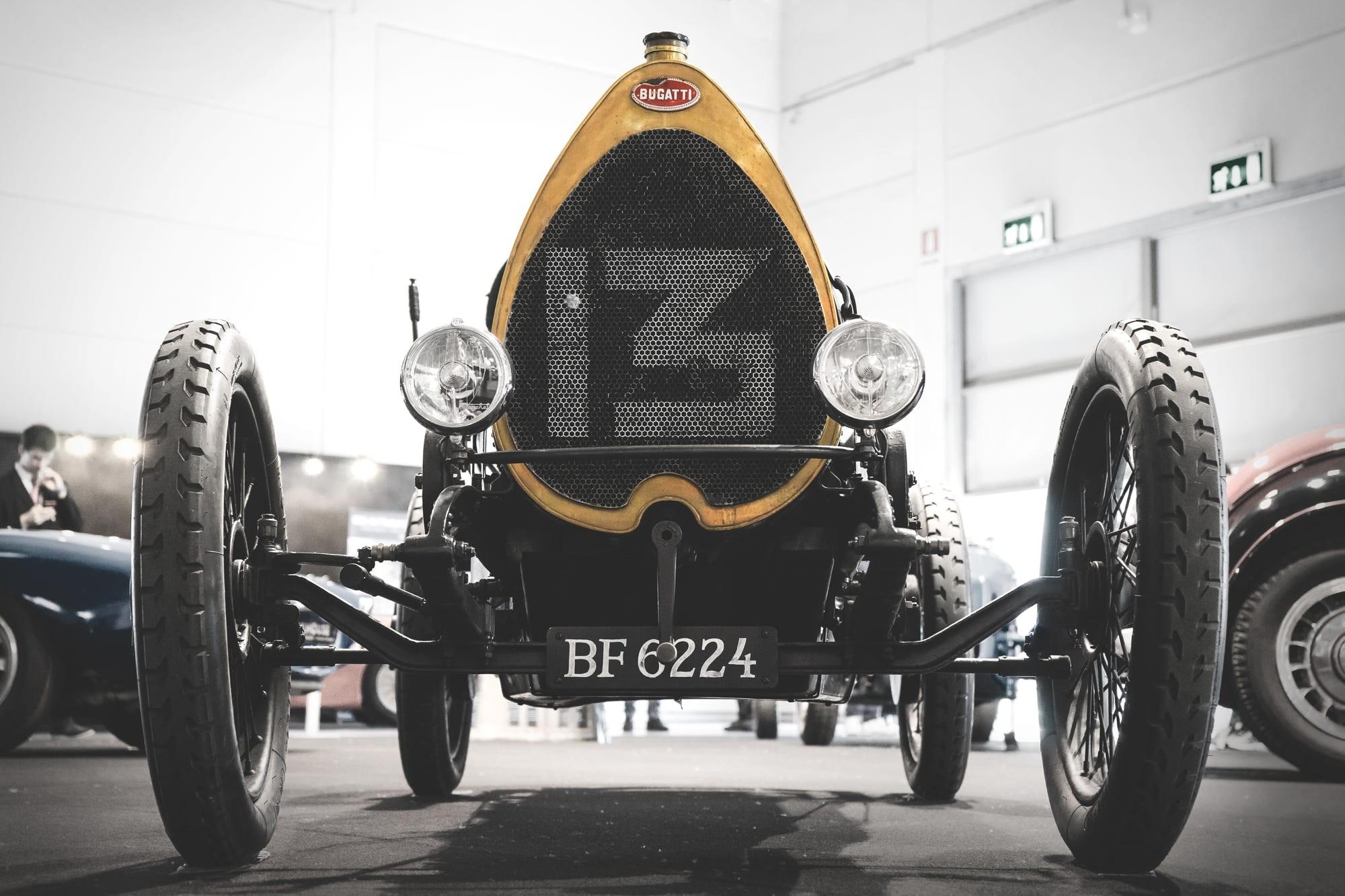 Bugatti Type 35 Bugatti Car 2000x1333