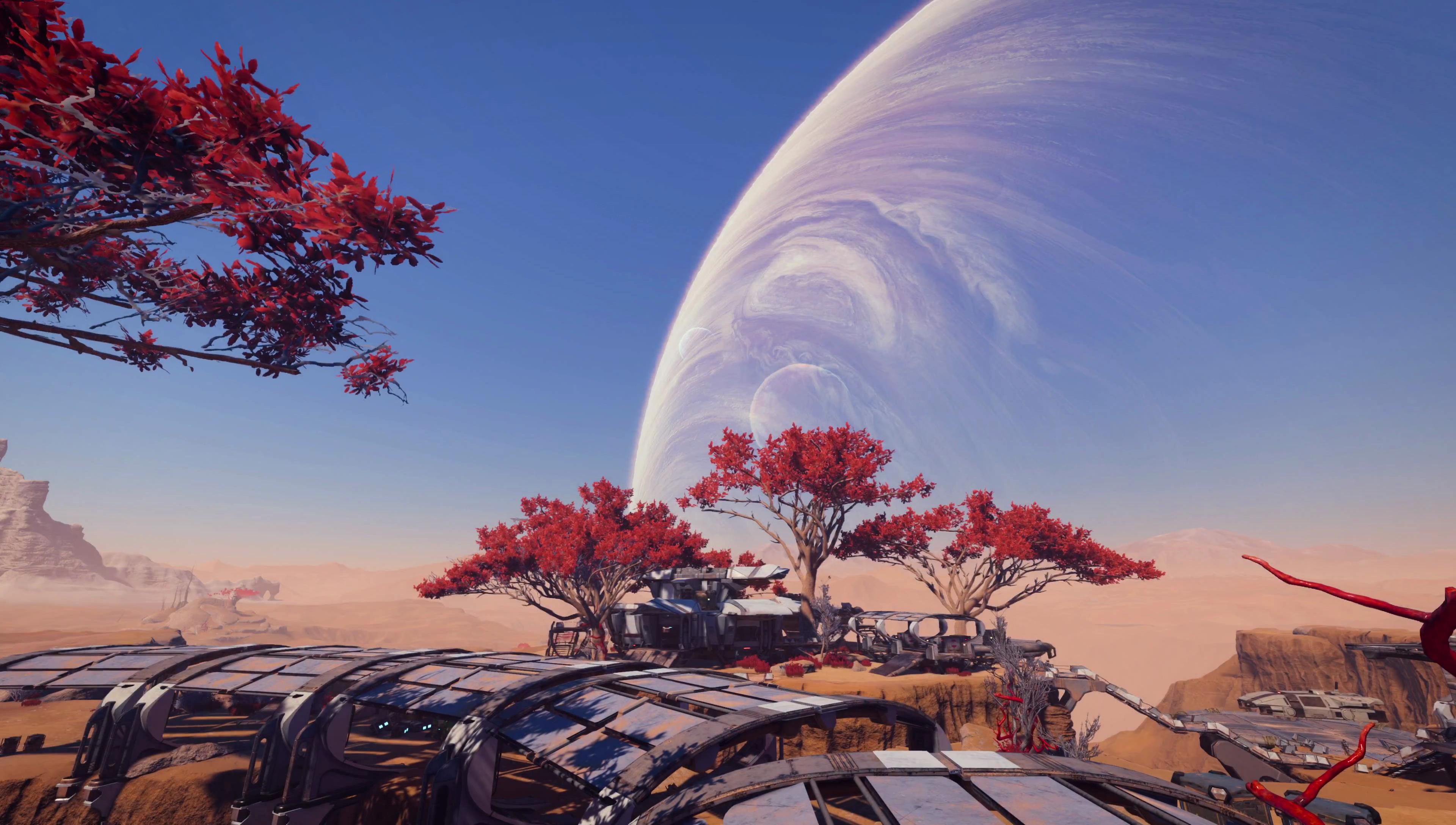 Mass Effect Andromeda 3840x2178