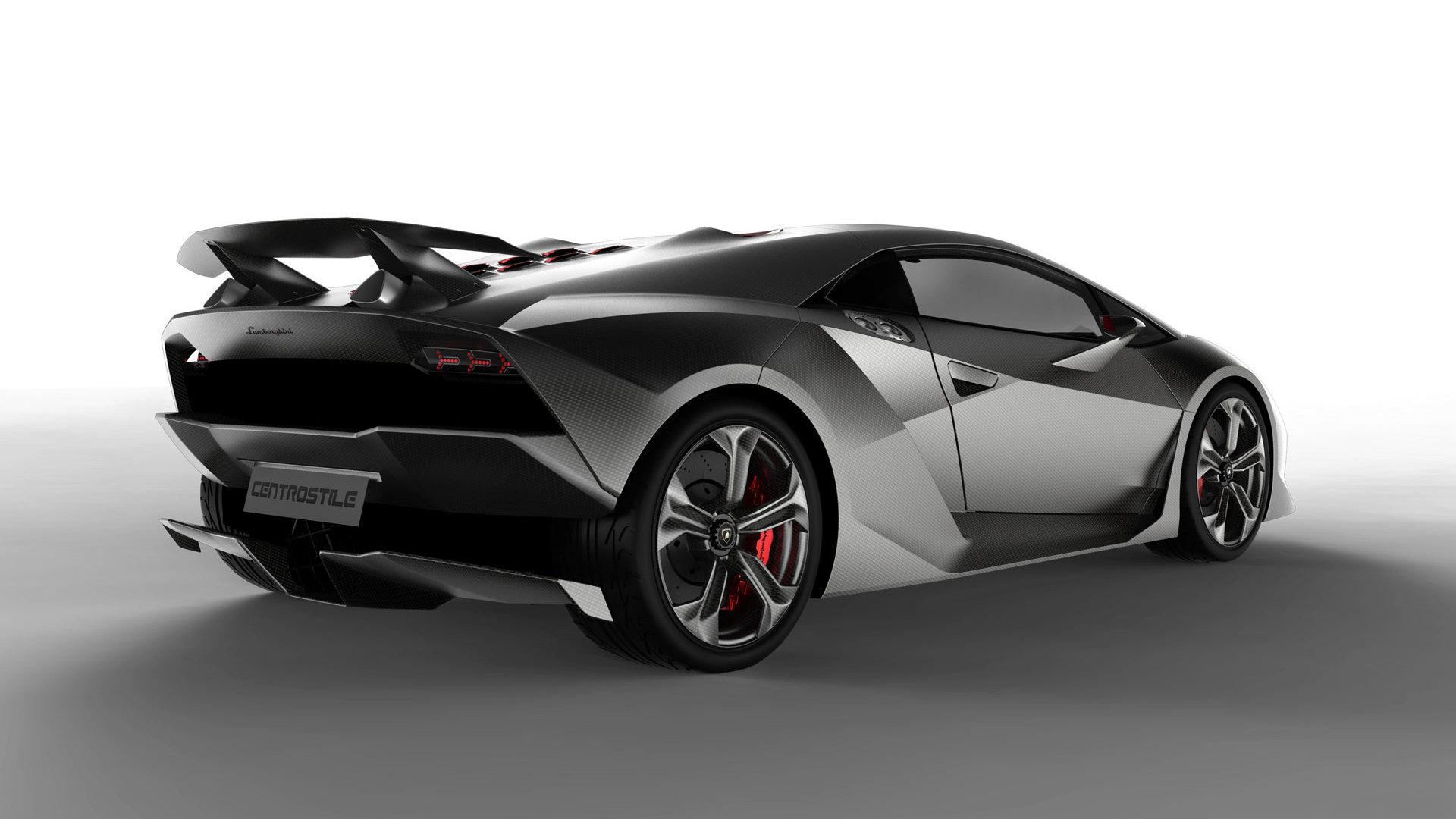 Vehicles Lamborghini Sesto Elemento 1920x1080