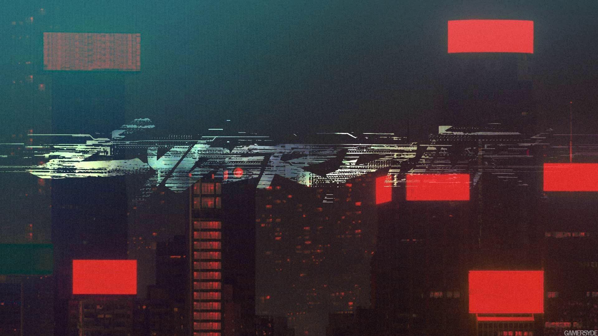 Cyberpunk 2077 Cyberpunk Cd Projekt Red Video Games Logotype Wallpaper Resolution 1920x1080 Id 640651 Wallha Com