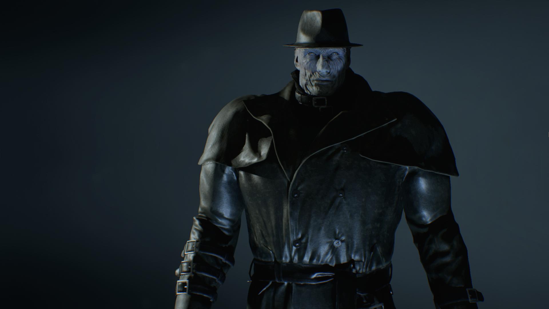 tyrant resident evil 2 remake