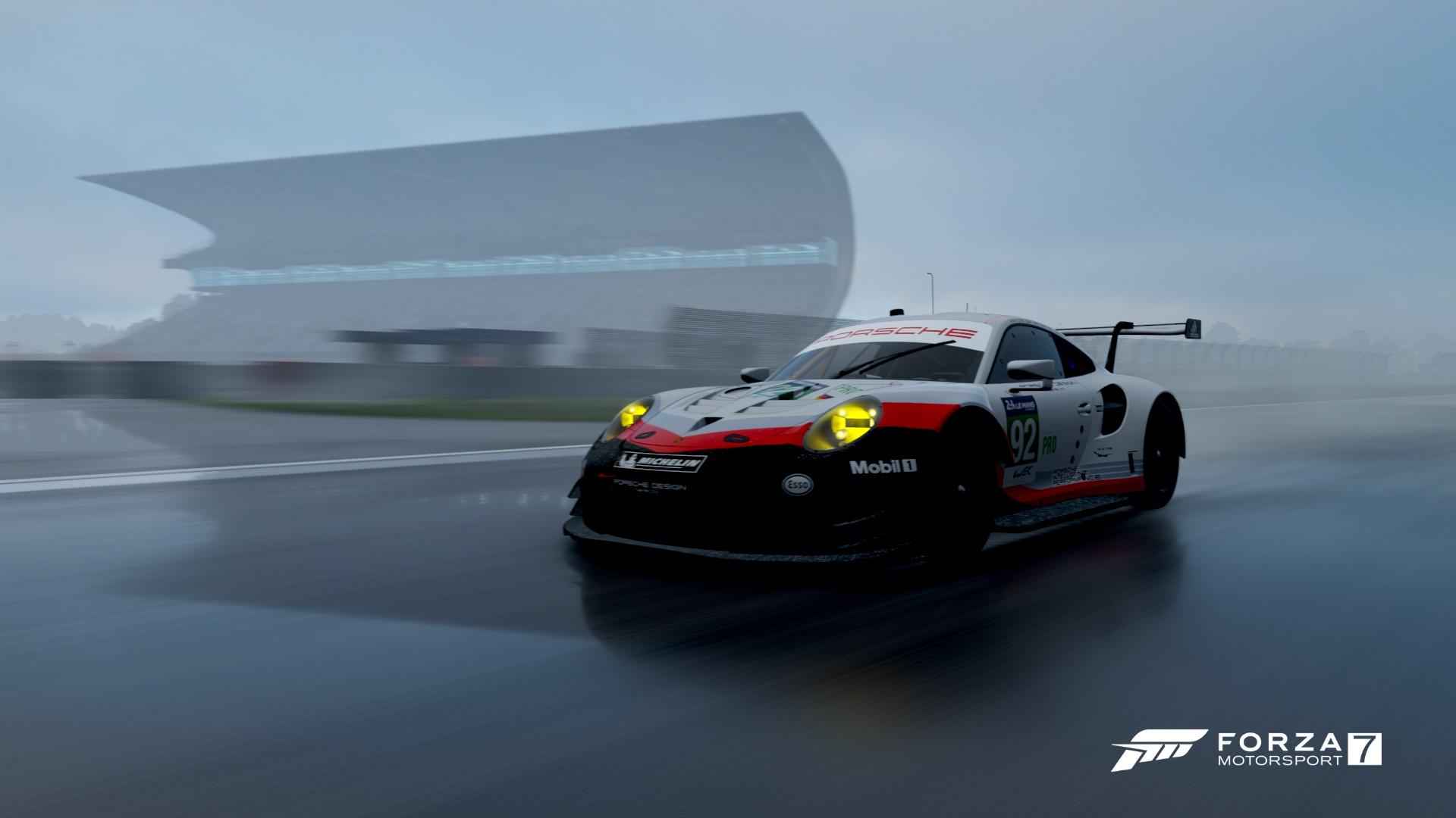 Forza Porsche Car Forza Motorsport Forza Motorsport 7 Wallpaper Resolution 1920x1080 Id 656180 Wallha Com