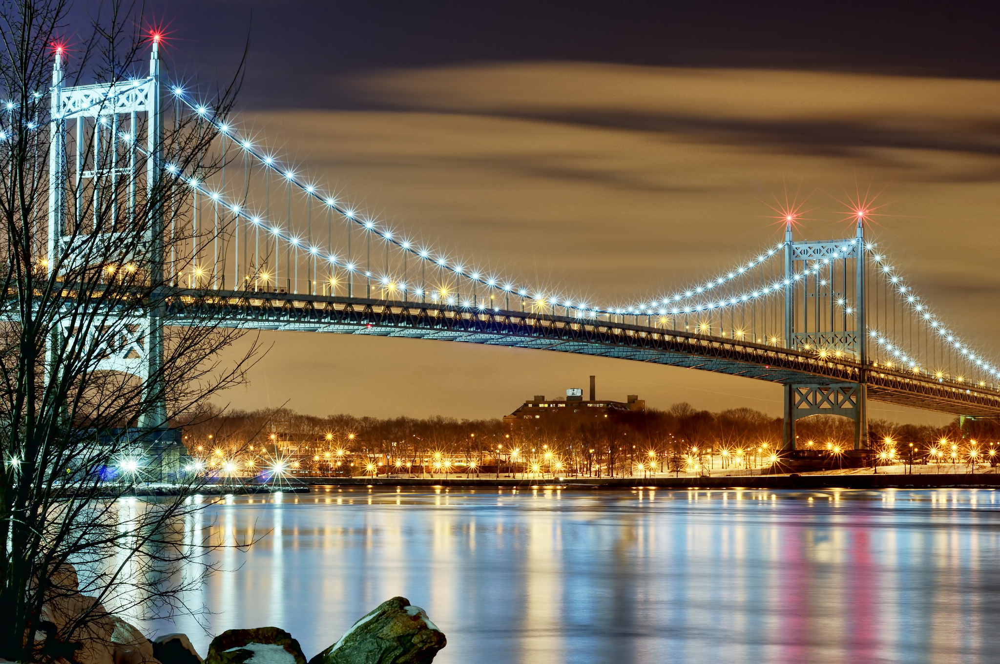 New York USA City 2048x1360