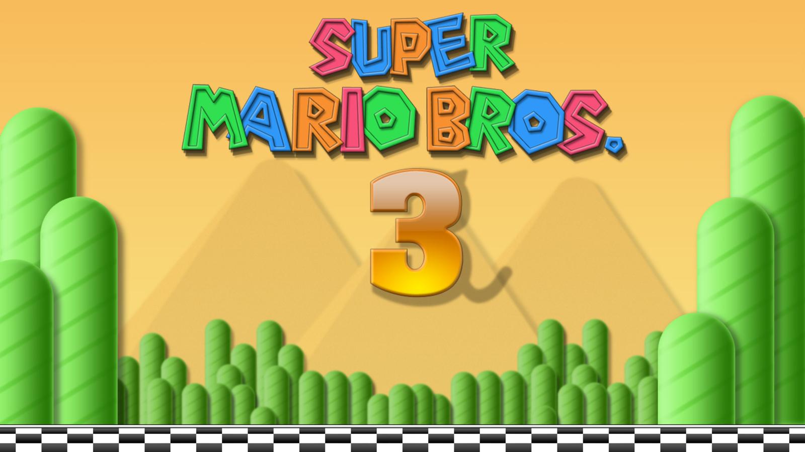 super mario bros 3 wallpapers
