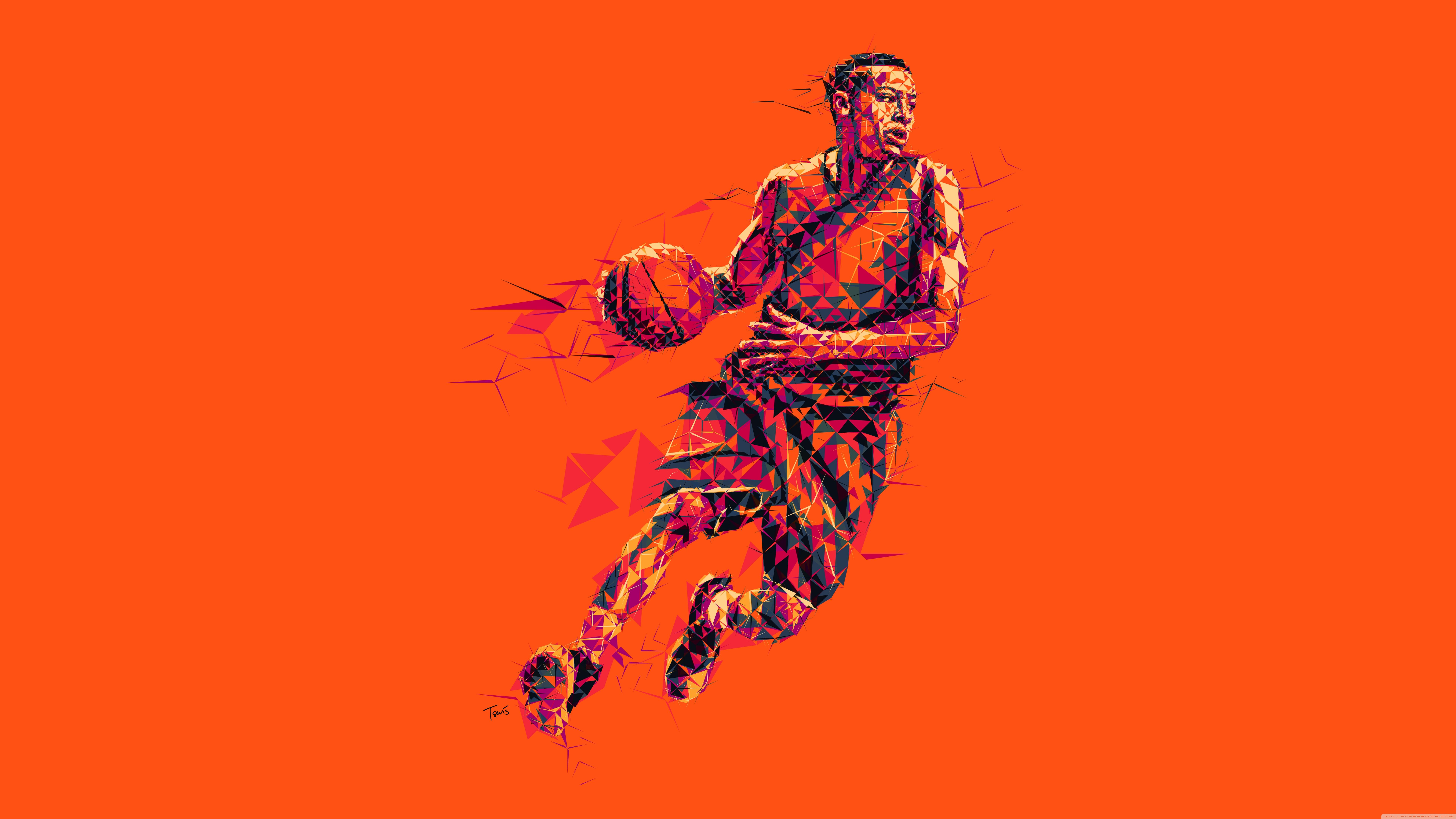 Sports Basketball 7680x4320