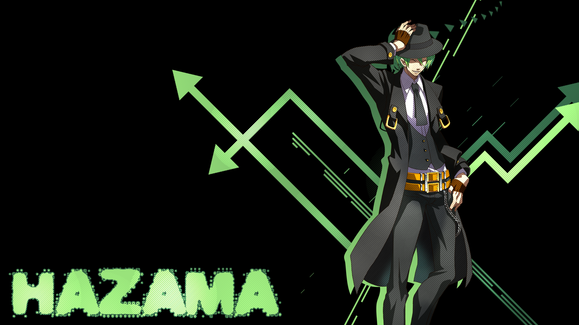 Hazama Blazblue 1920x1080