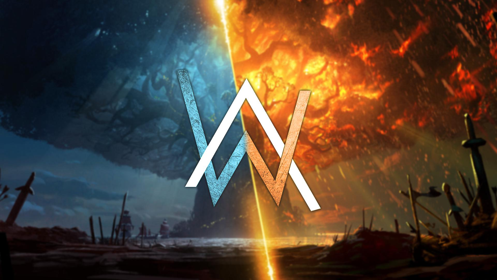 Alan Walker Logo : Alan walker logo | full hd pictures.