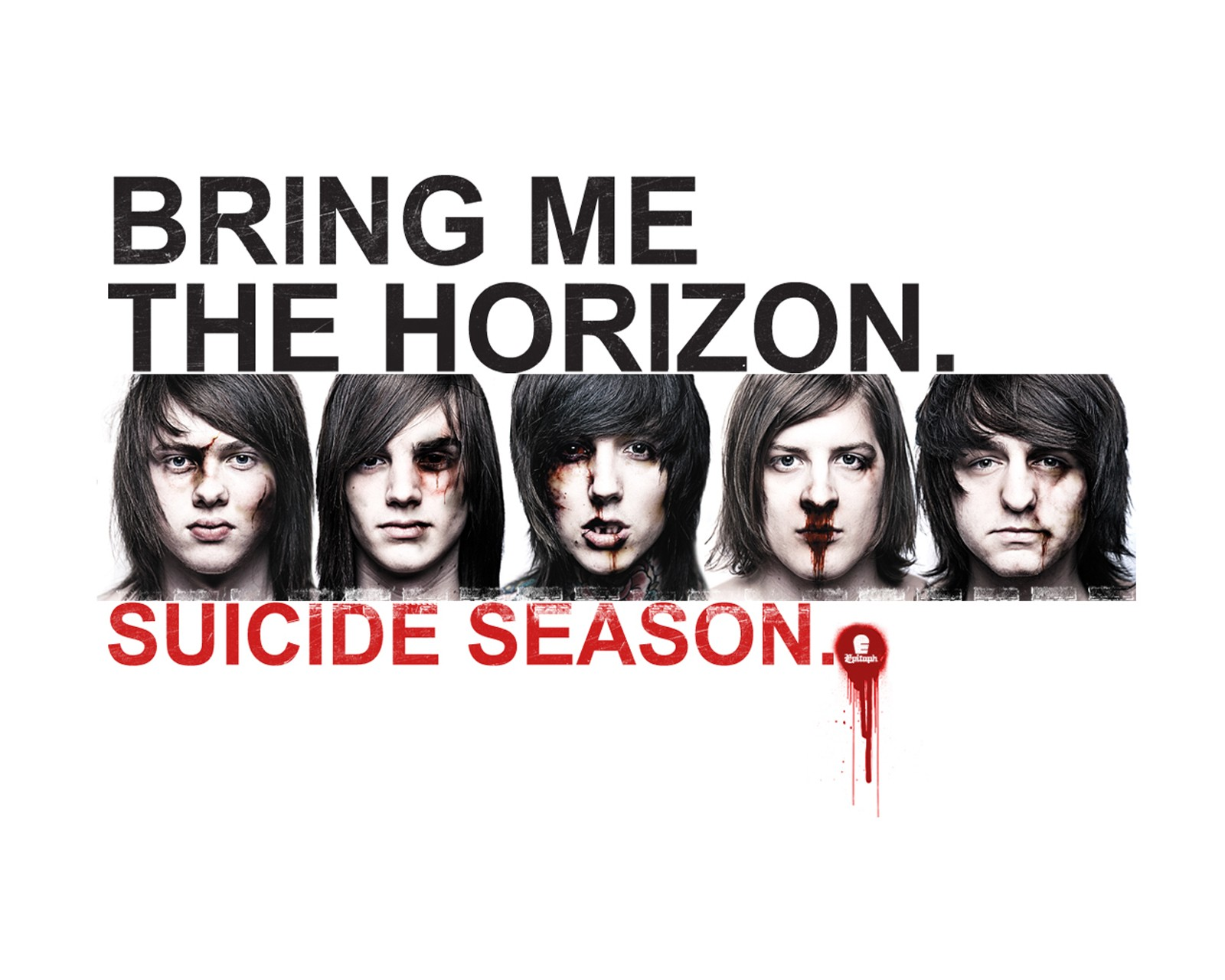 Bring Me The Horizon Metalcore Simple Background 1600x1280