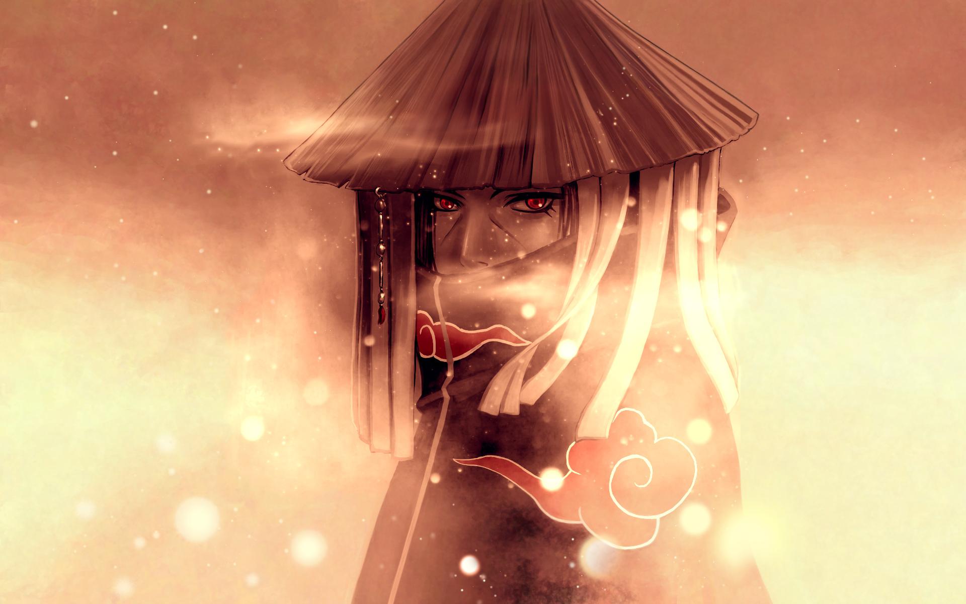 Akatsuki Naruto Itachi Uchiha Naruto Red Eyes Sharingan Naruto 1920x1200
