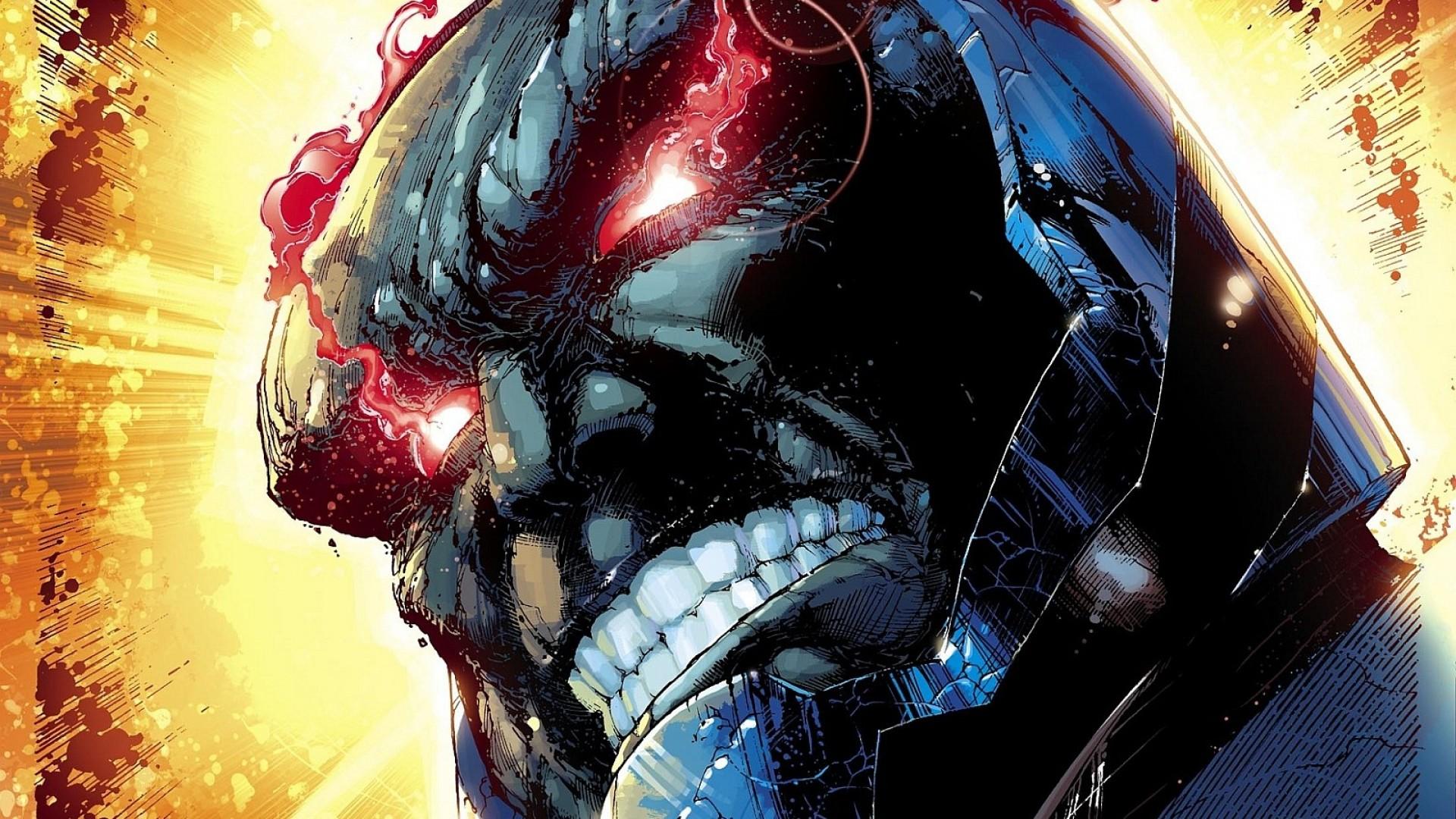 Darkseid DC Comics 1920x1080