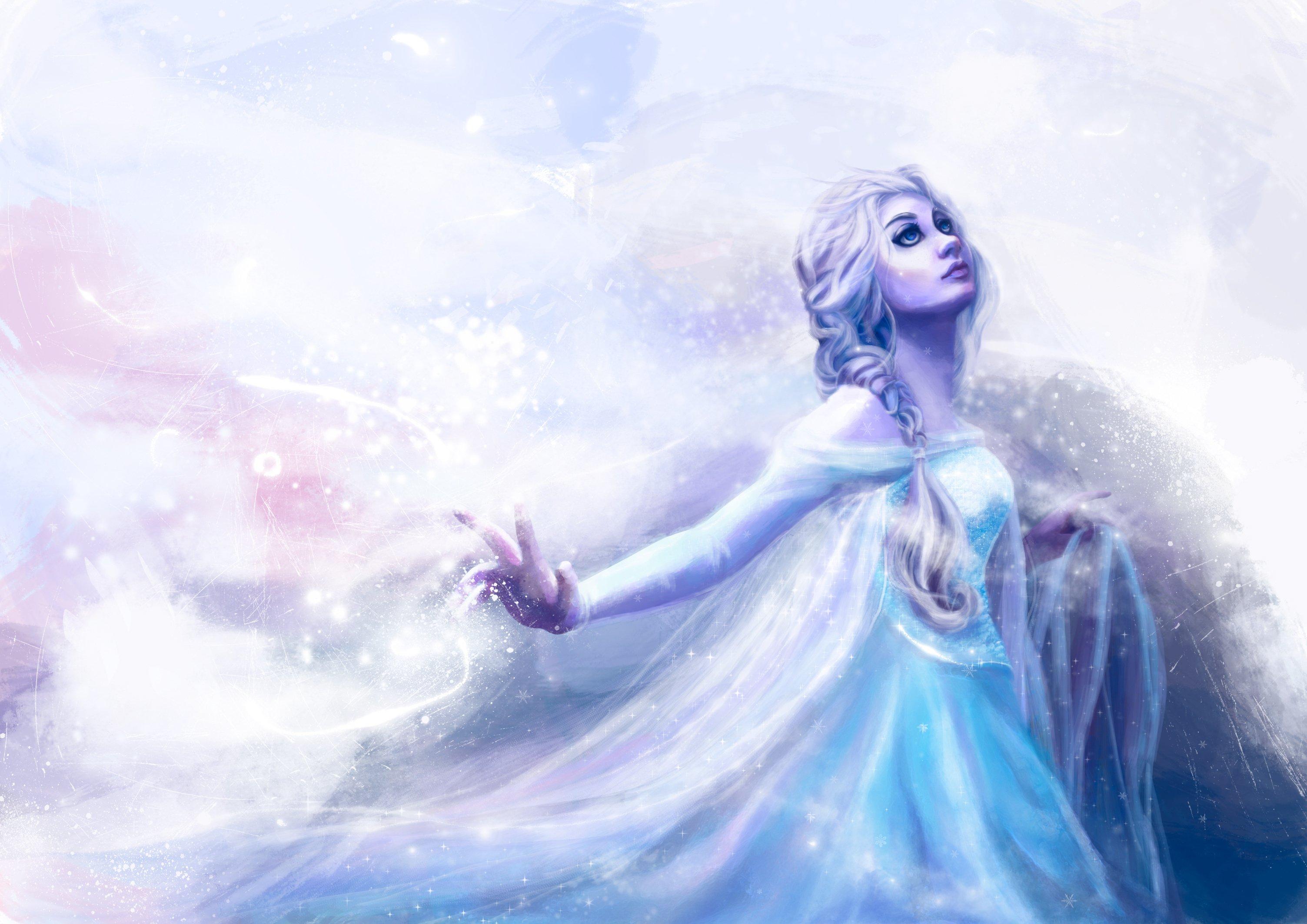 Elsa Frozen Frozen Movie 3007x2126