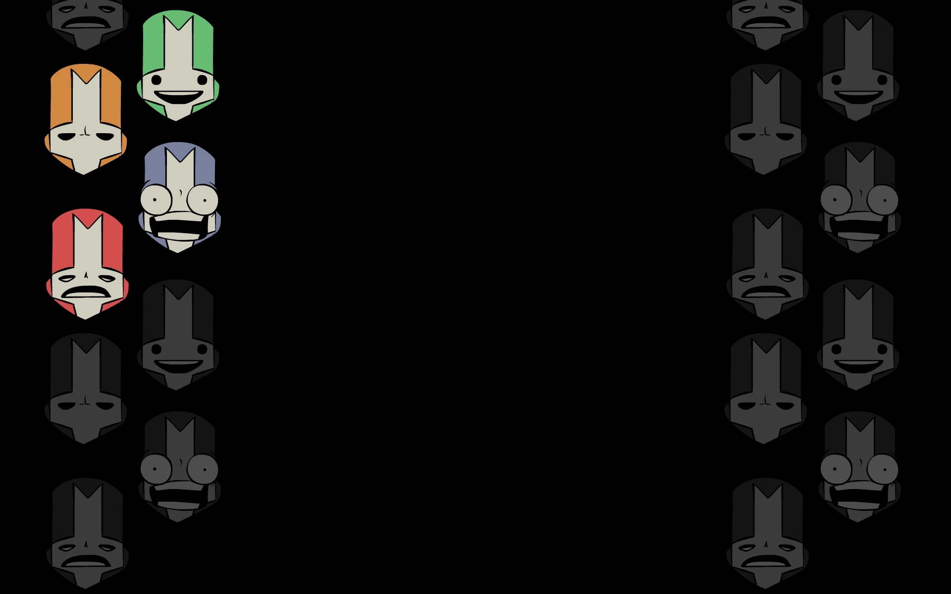 Video Game Castle Crashers 1920x1200
