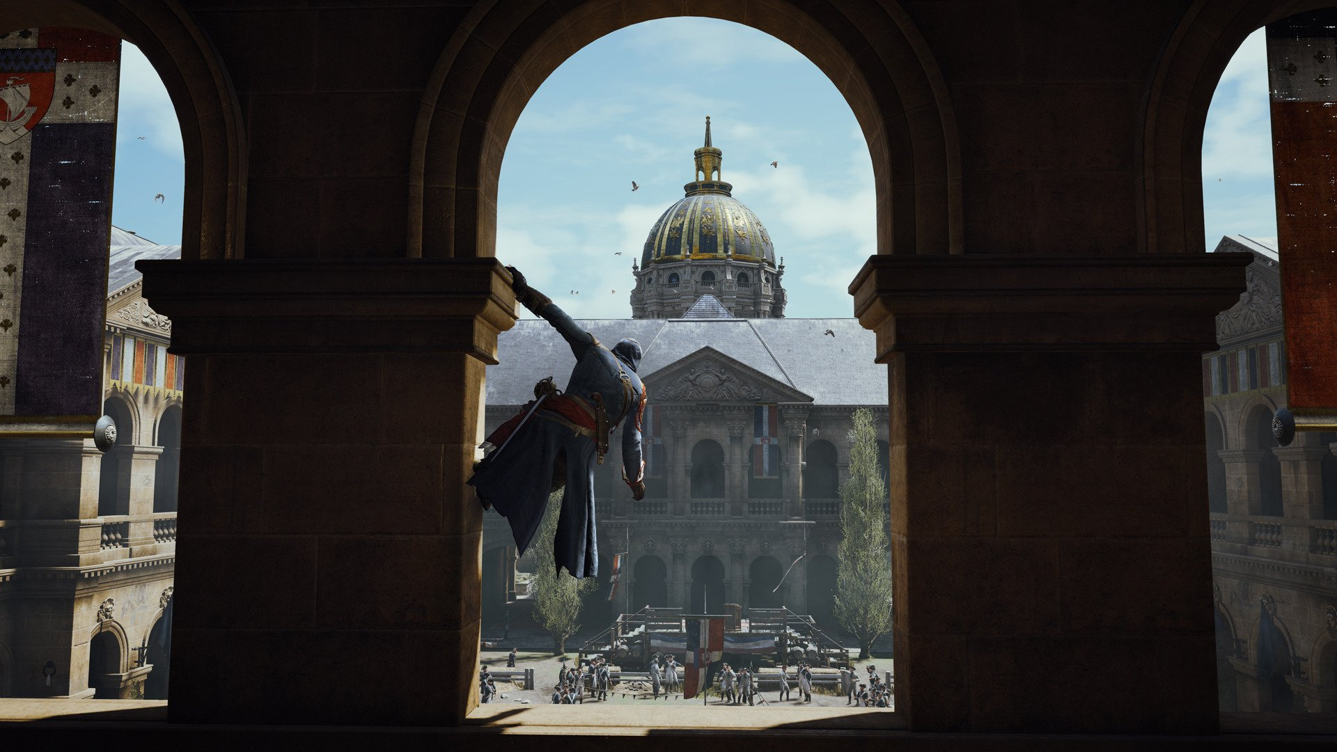 Video Game Assassins Creed Unity 1920x1080