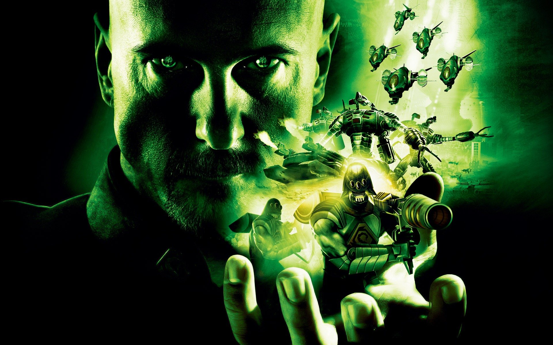 Video Game Command Amp Conquer 3 1920x1200