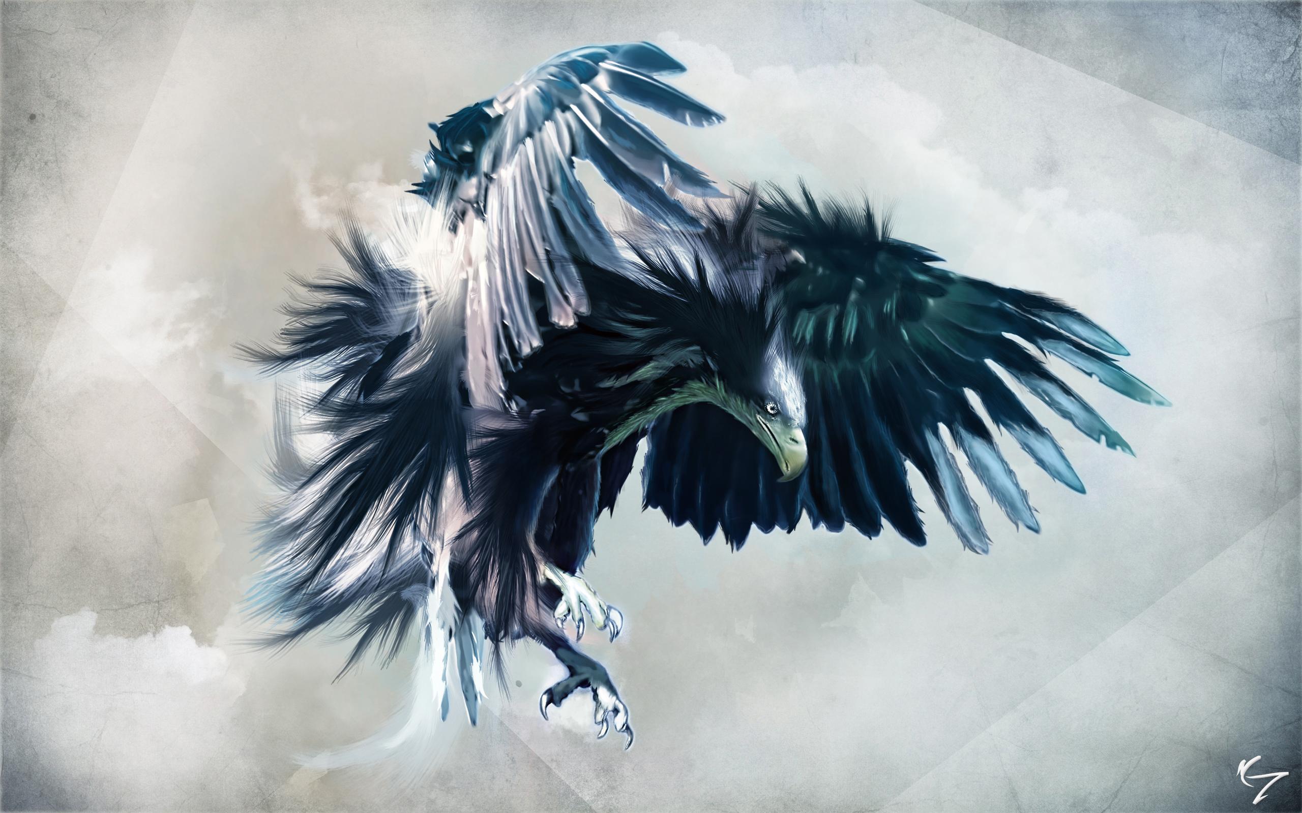 Eagle Bird 2560x1600
