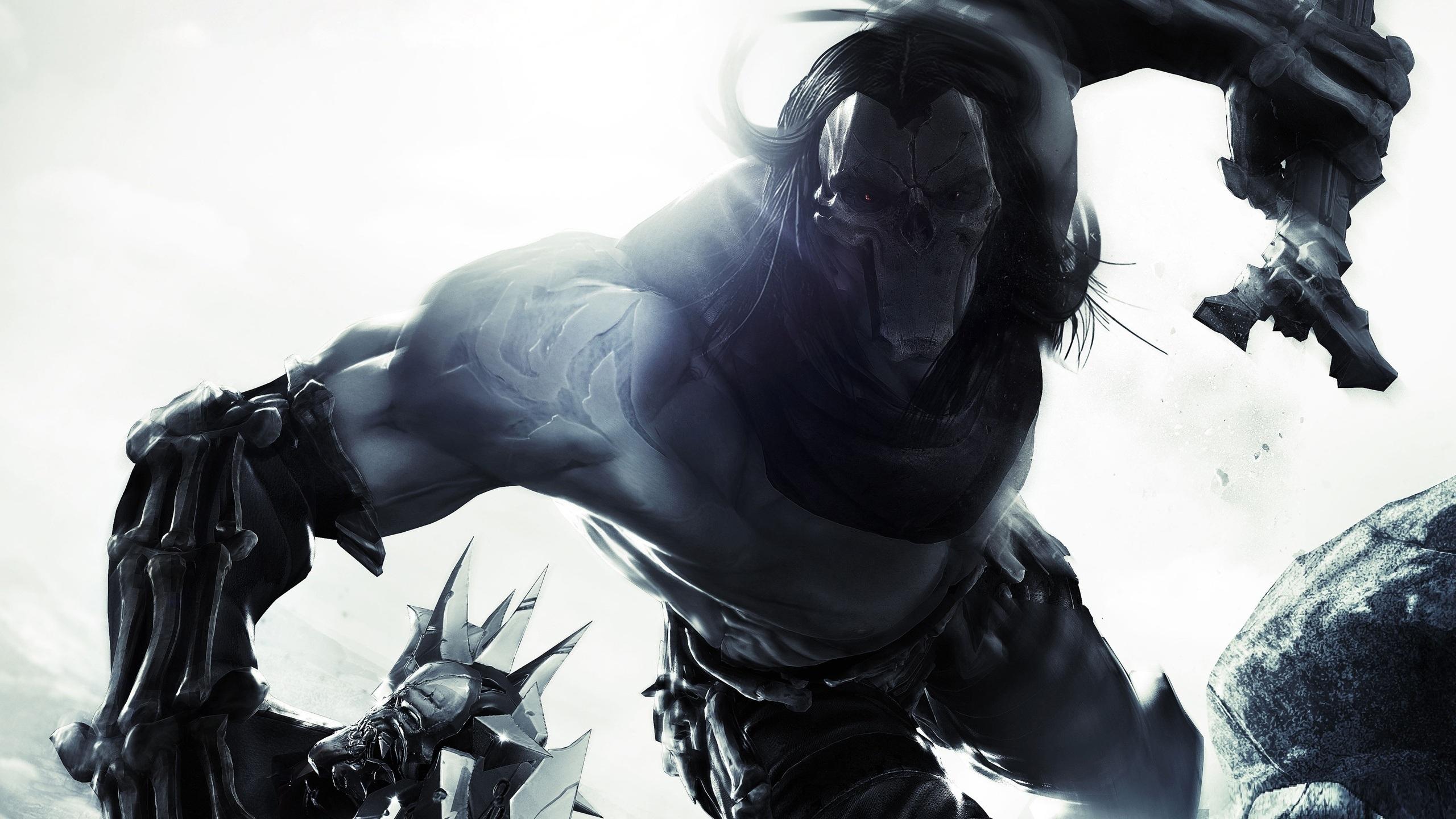 Darksiders Darksiders Ii Death Game Video Game 2560x1440