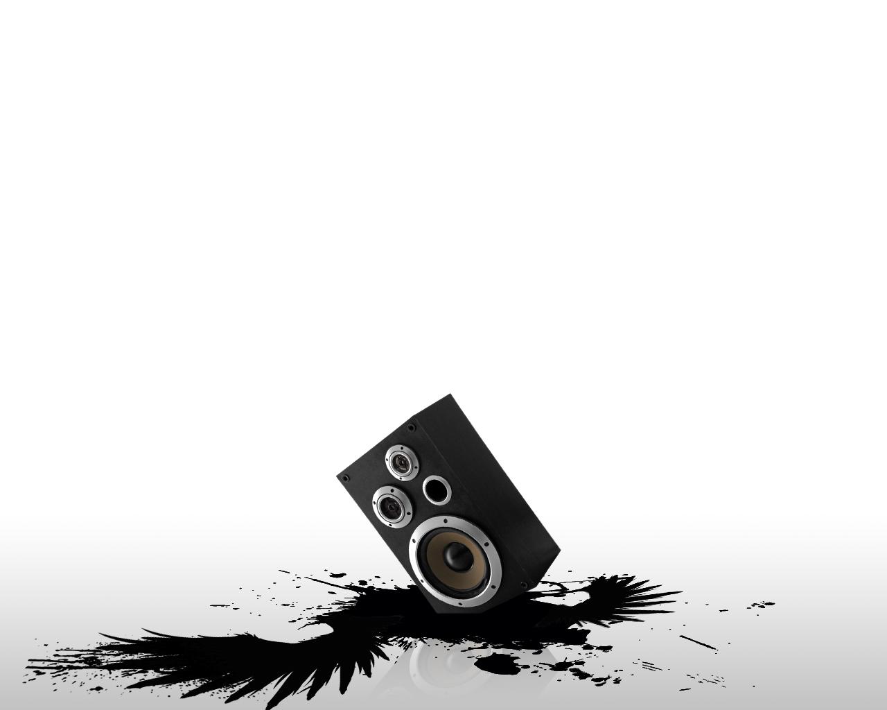 Music Speakers 1280x1024