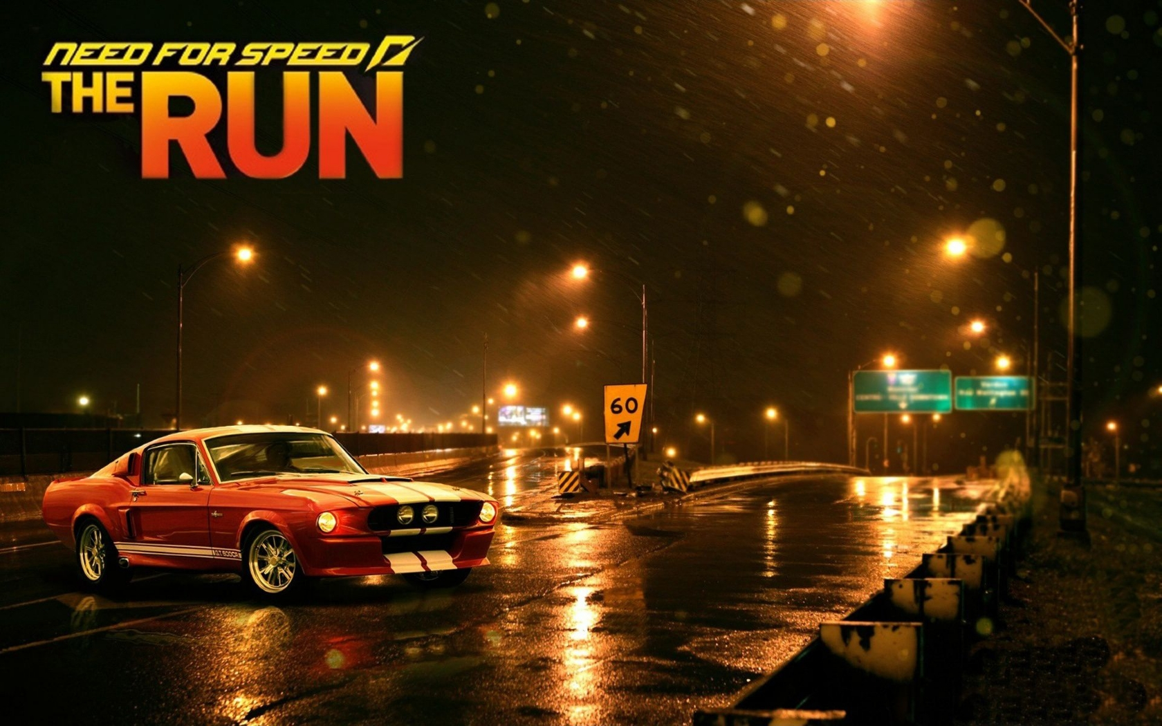 Video Game Need For Speed The Run 1680x1050