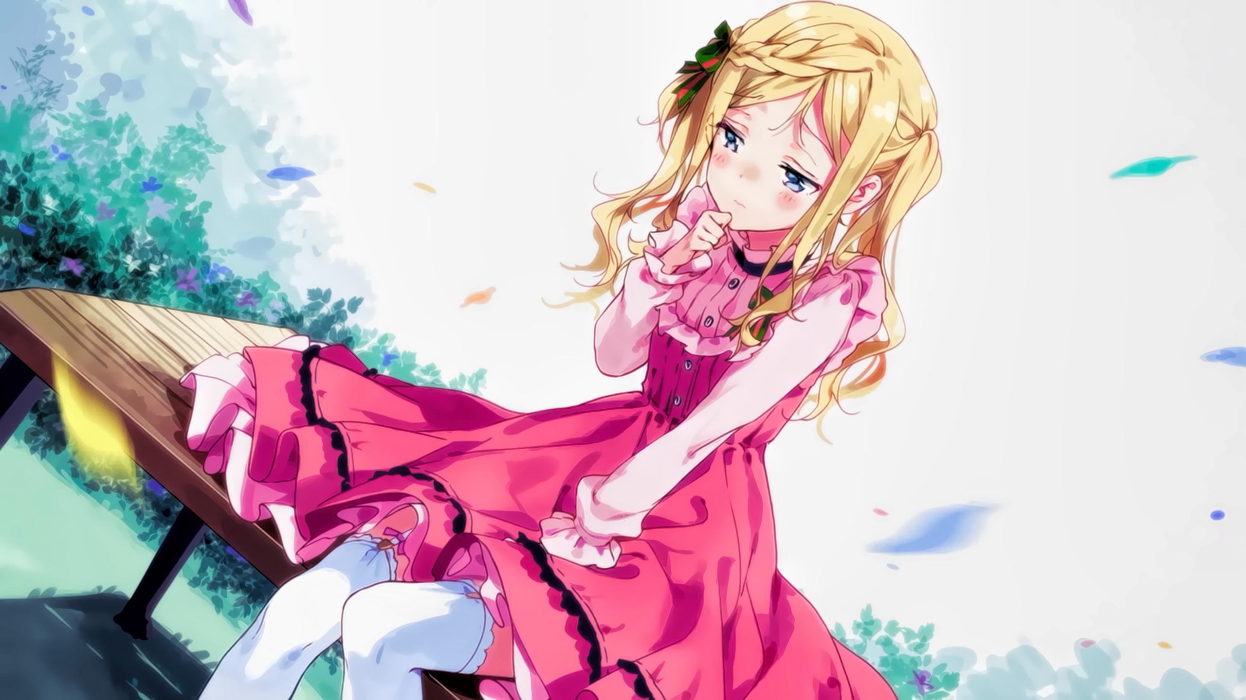 Anime EroManga Sensei 2560x1440