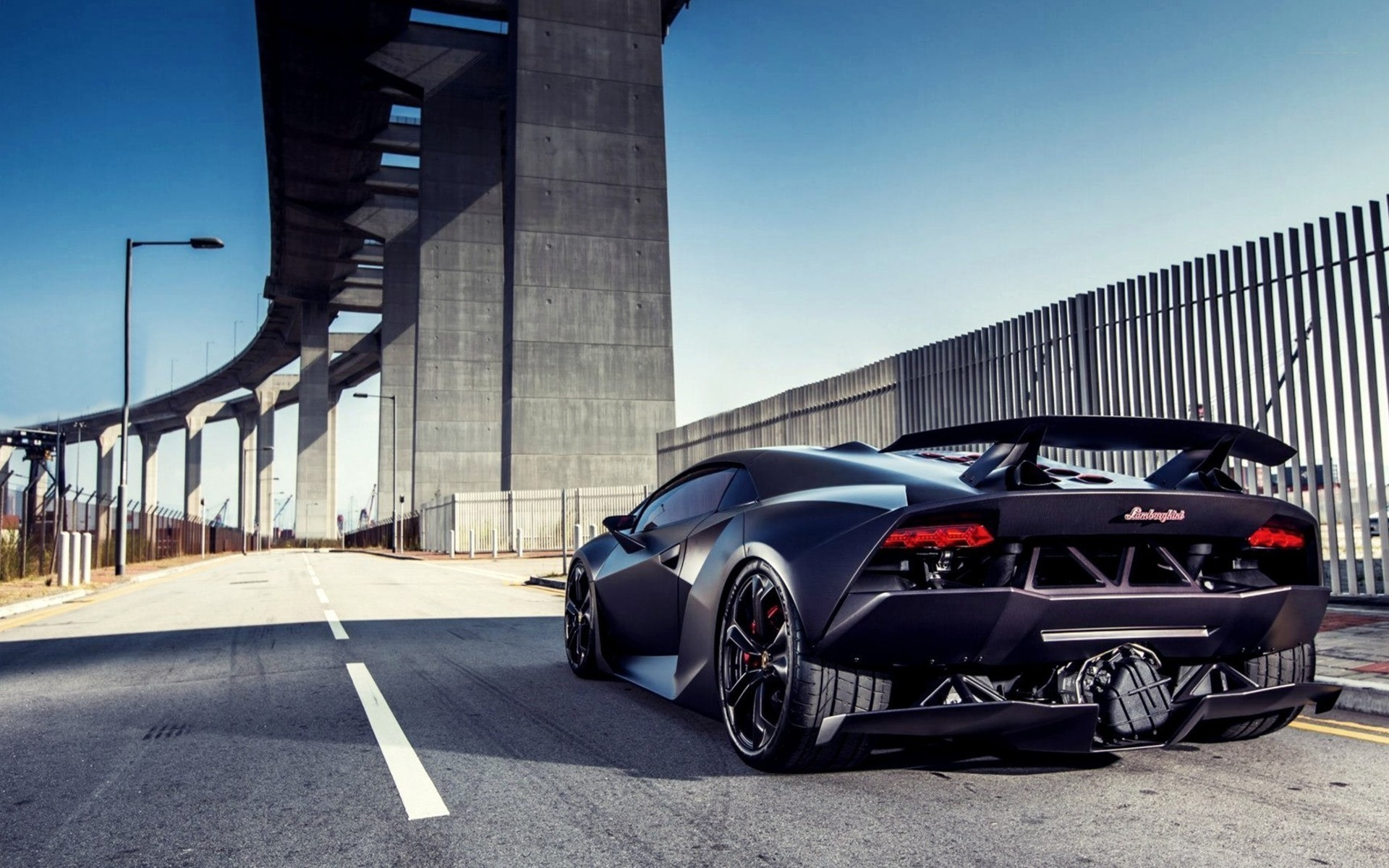 Blue Car Car Lamborghini Lamborghini Sesto Elemento Sport Car Supercar Vehicle 1920x1200