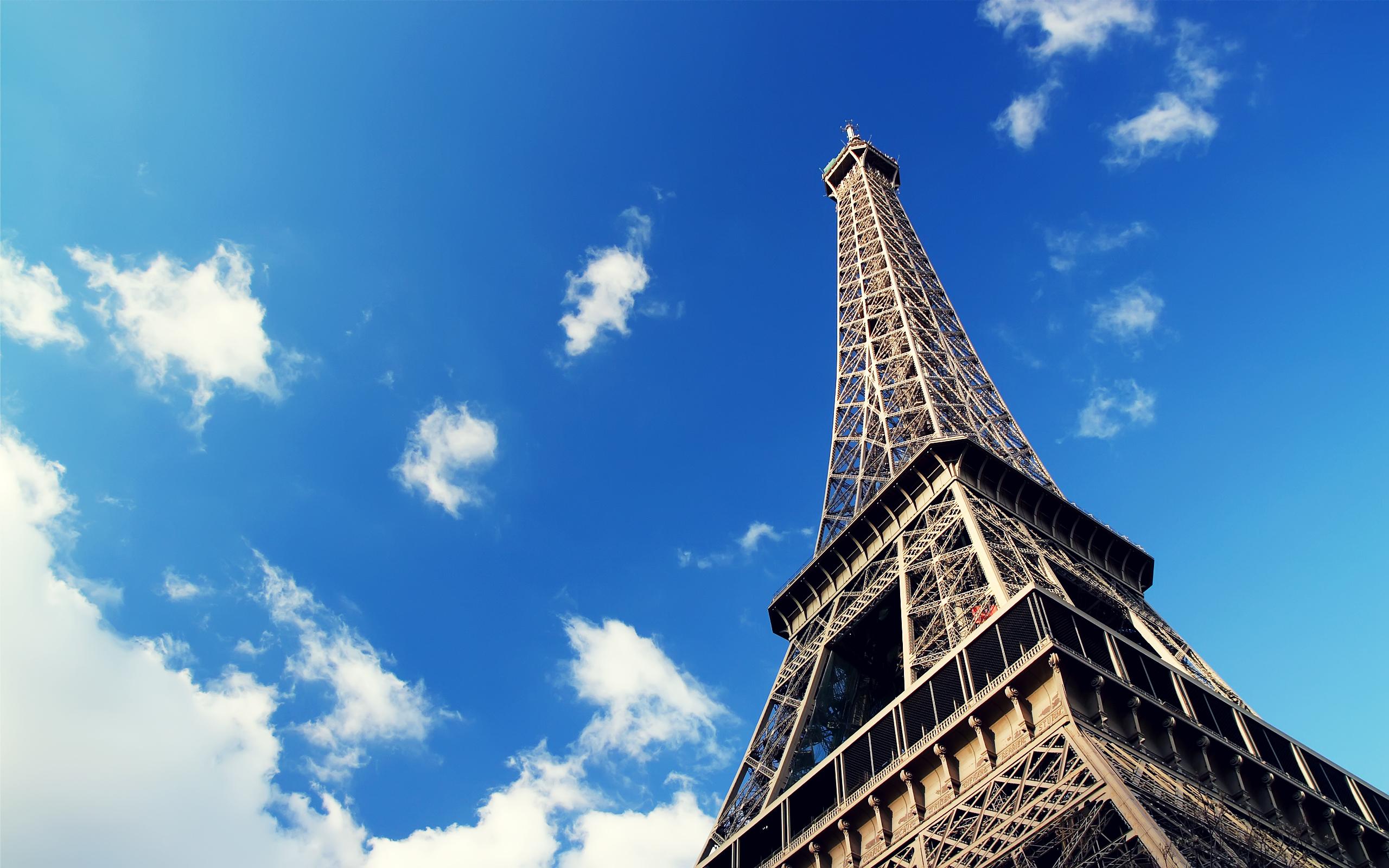 Eiffel Tower France Monument Paris 2560x1600