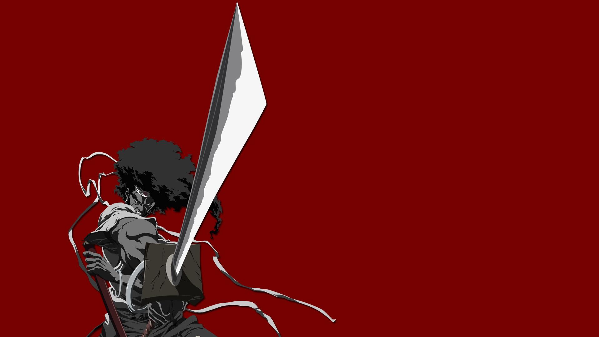 Anime Afro Samurai 1920x1080