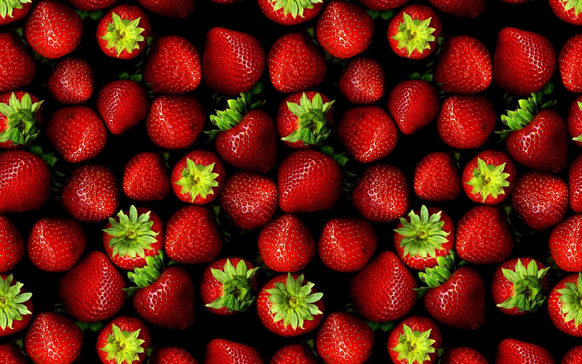 Food Strawberry 1920x1200