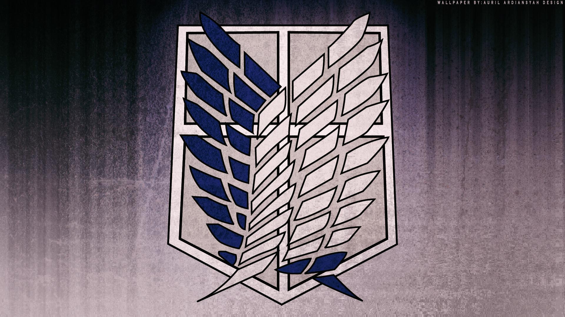 Attack On Titan Scouting Legion Wallpaper Resolution 1920x1080 Id 741594 Wallha Com