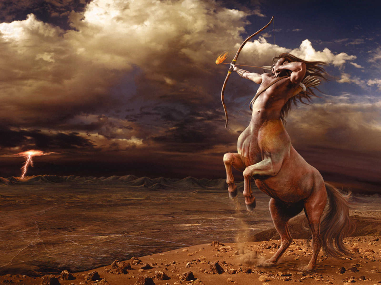 Fantasy Centaur 1600x1200