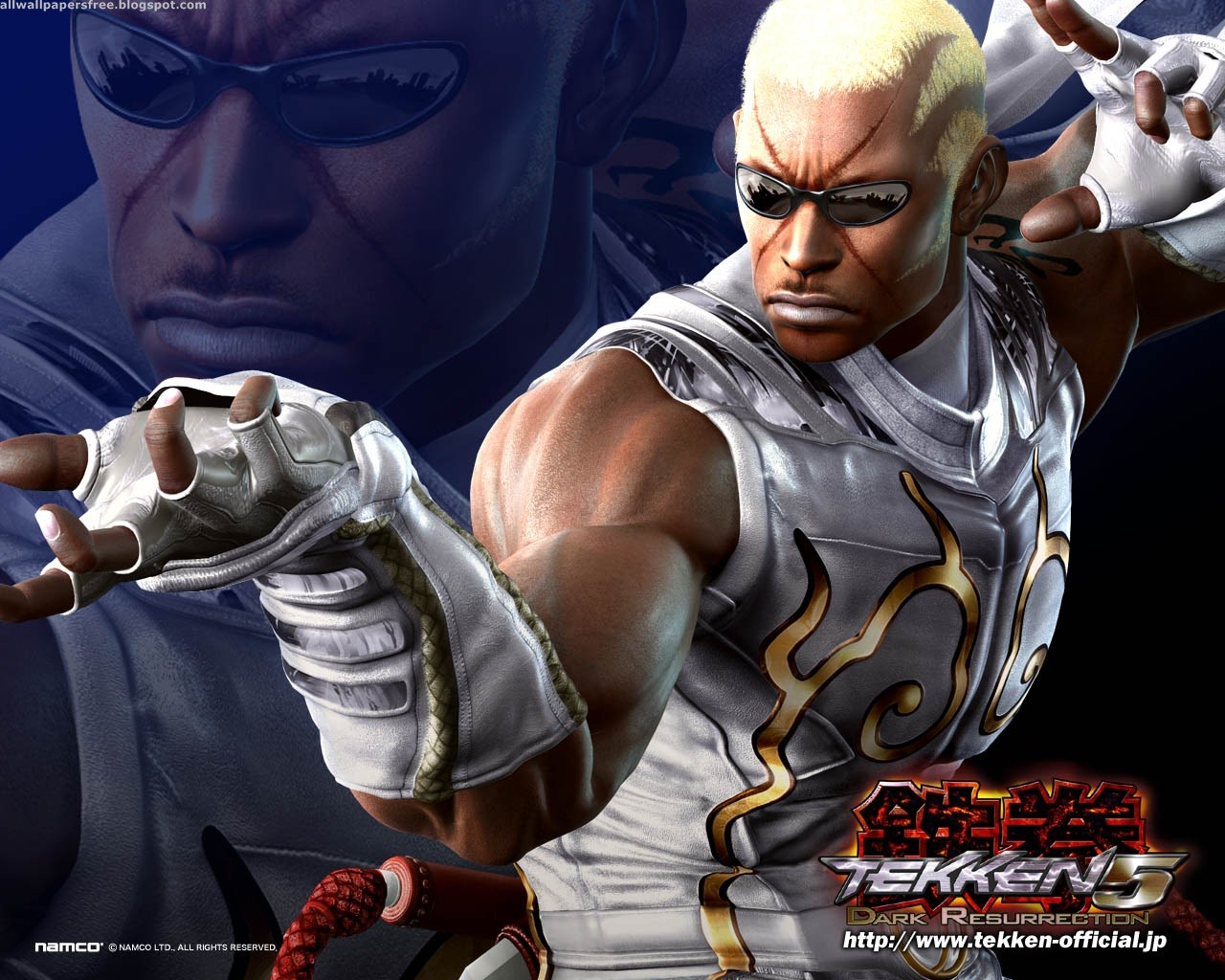 tekken 5 dark resurrection characters