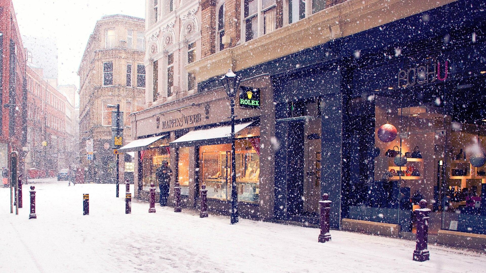 Photography Winter 1920x1080