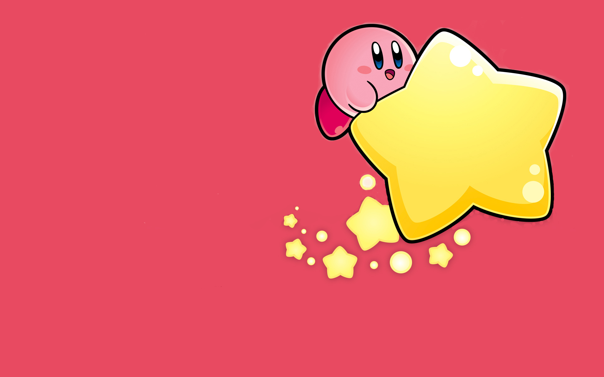 Video Game Kirby 1920x1200