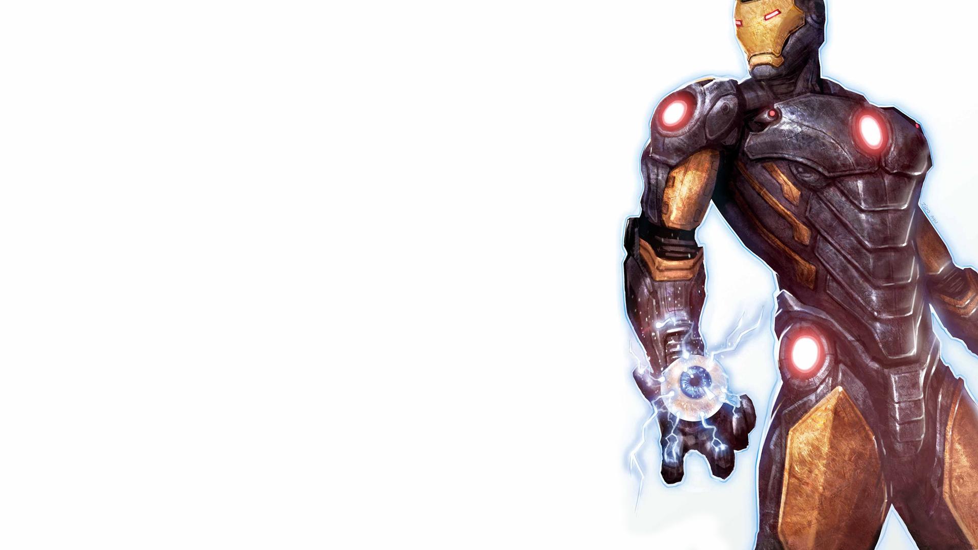 Comics Iron Man 1920x1080