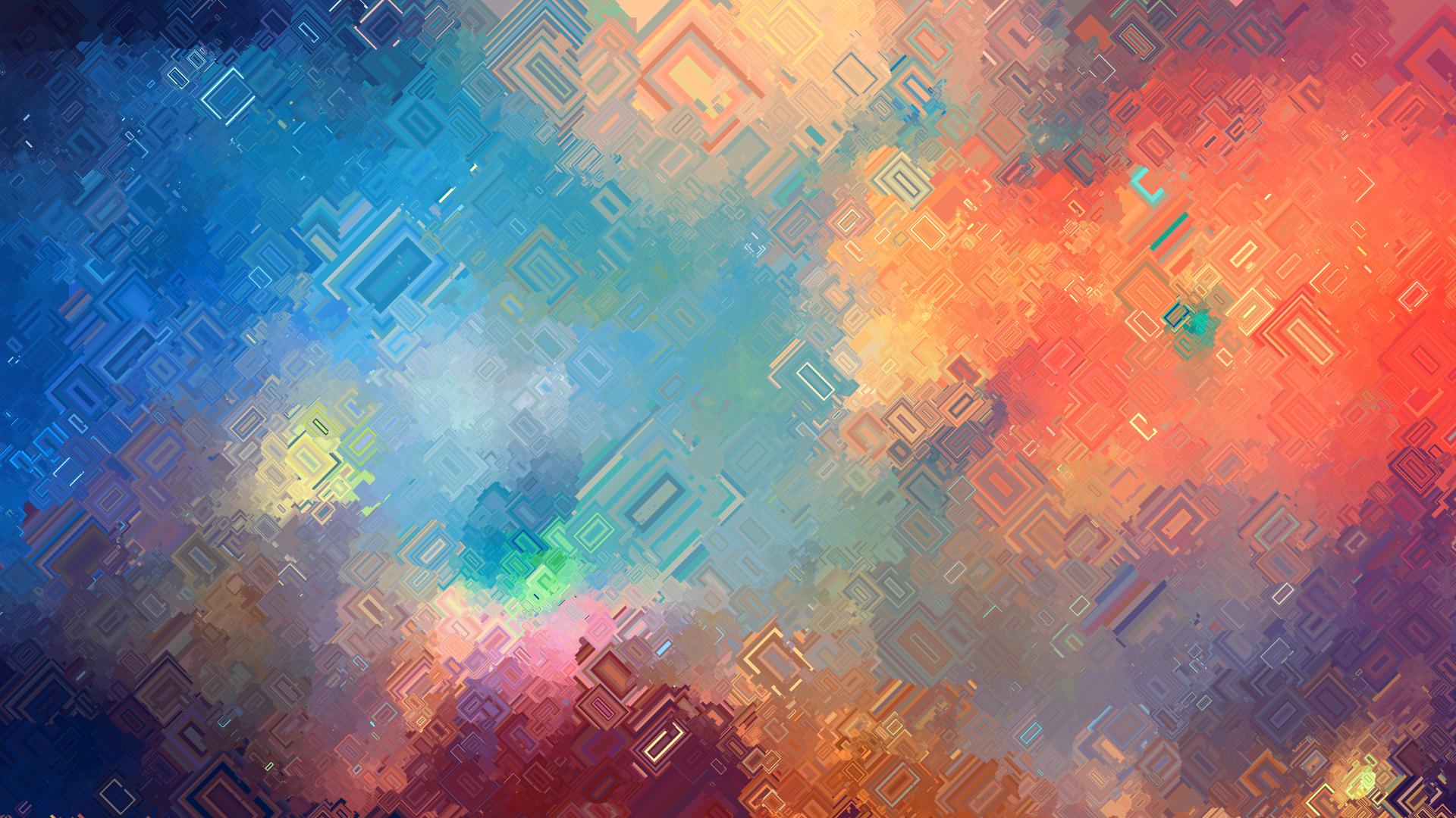 Colors Vector 1920x1080
