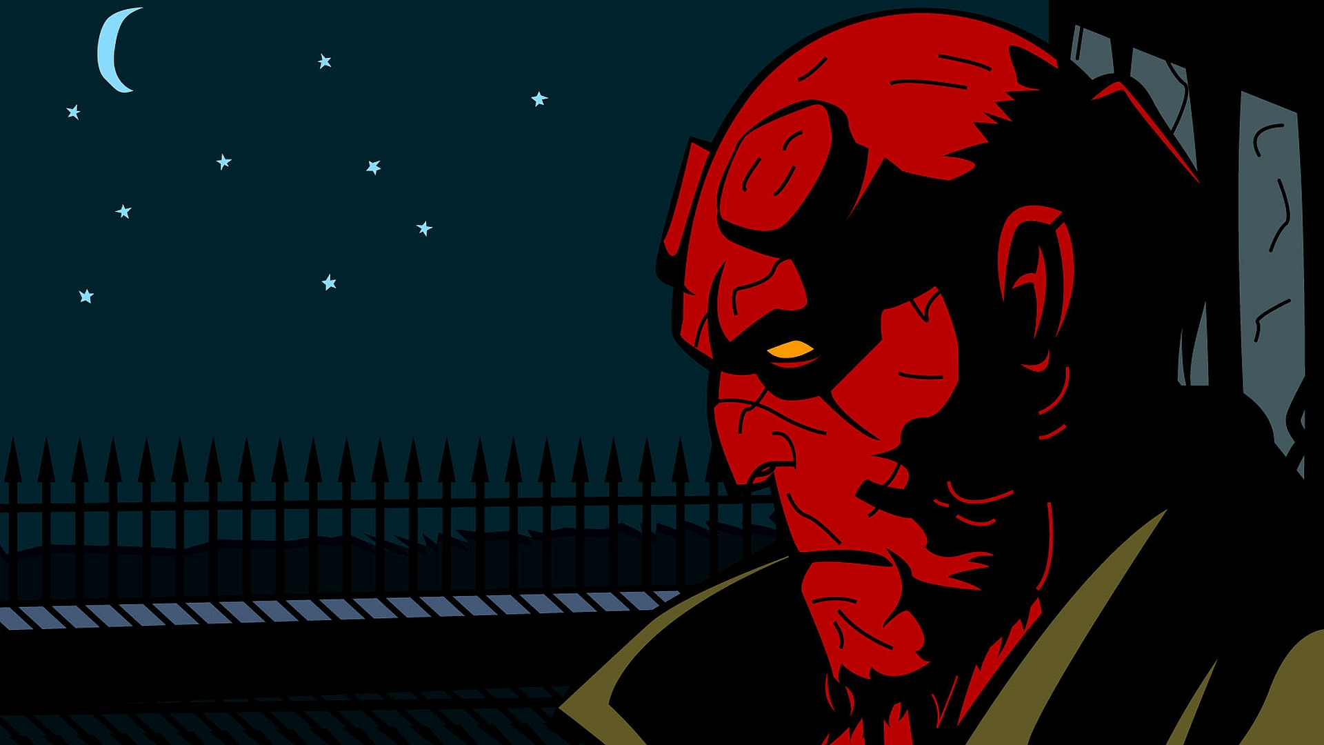 Hellboy 1920x1080