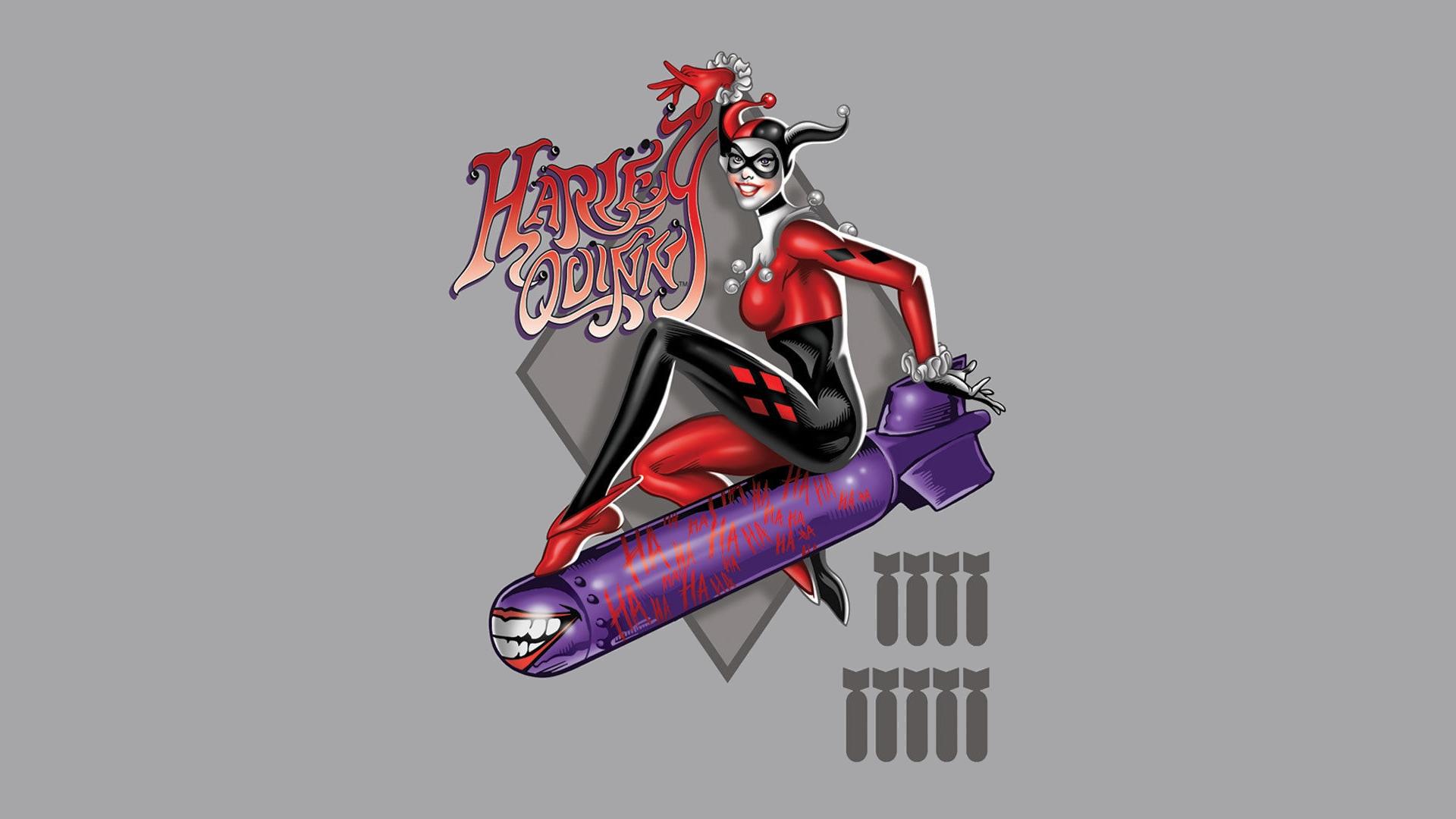 Comics Harley Quinn 1920x1080