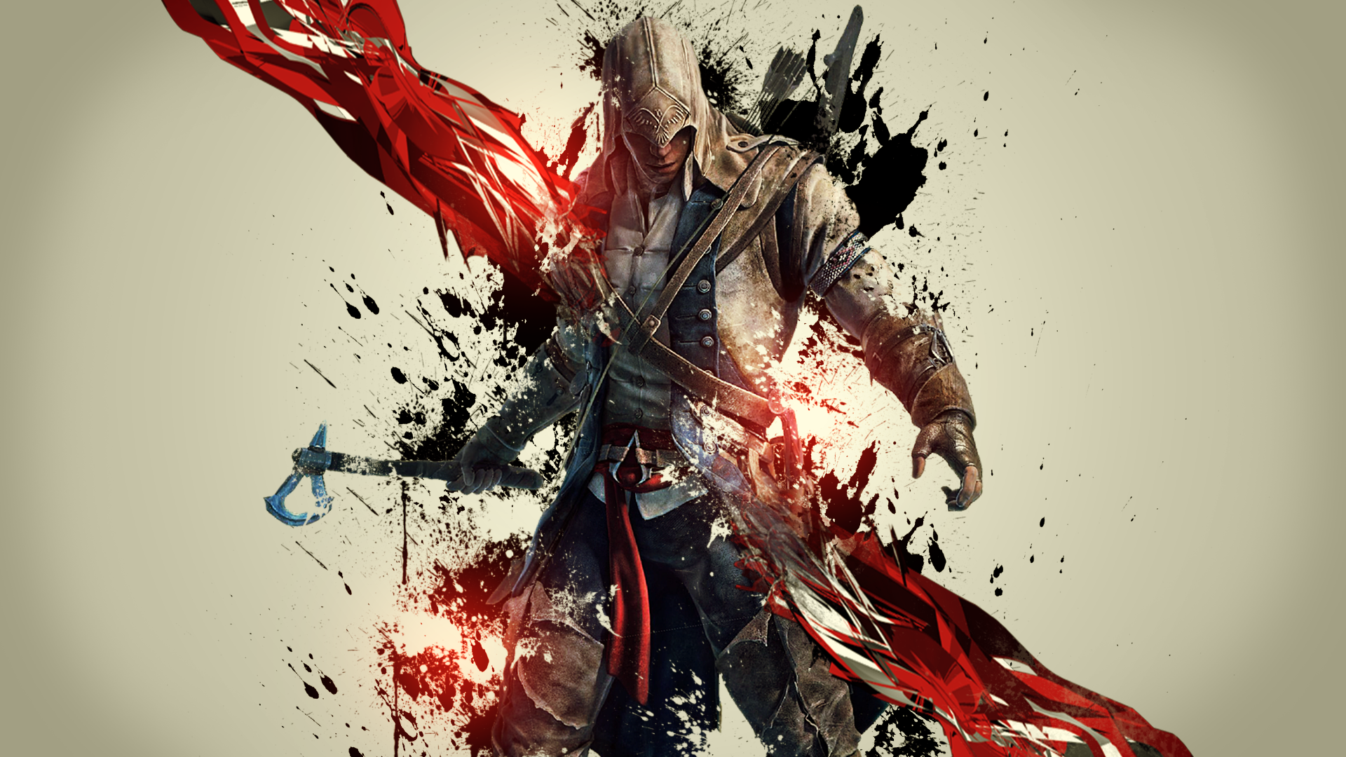 Assassin 039 S Creed Iii Connor Assassin 039 S Creed Warrior 1920x1080