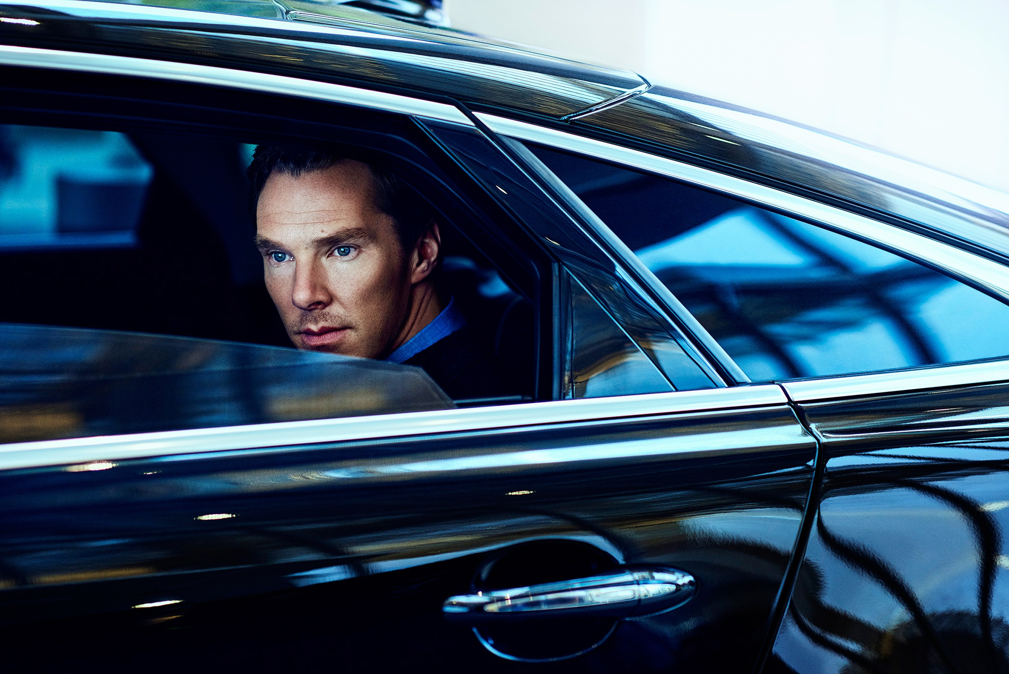 Actor Benedict Cumberbatch English 2048x1367