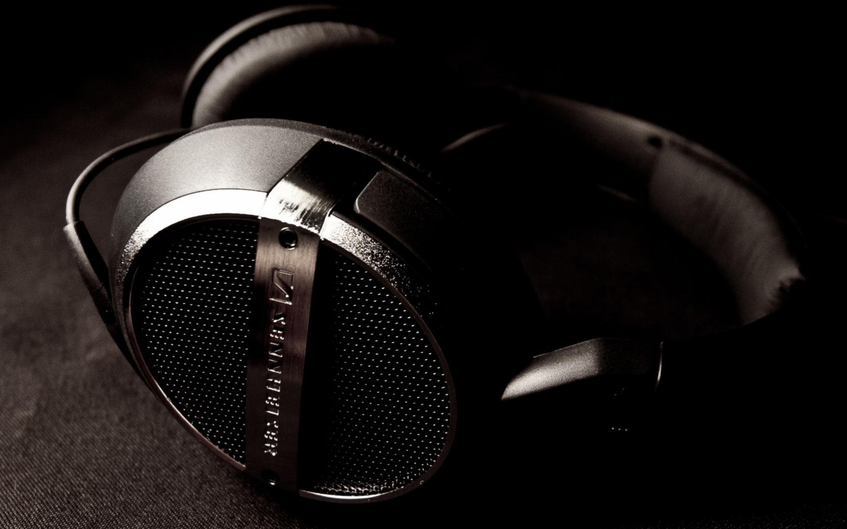 Music Headphones 1680x1050